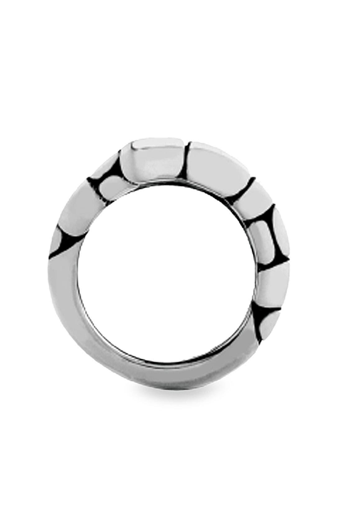 Alternate Image 2  - John Hardy 'Kali' Silver Contour Ring
