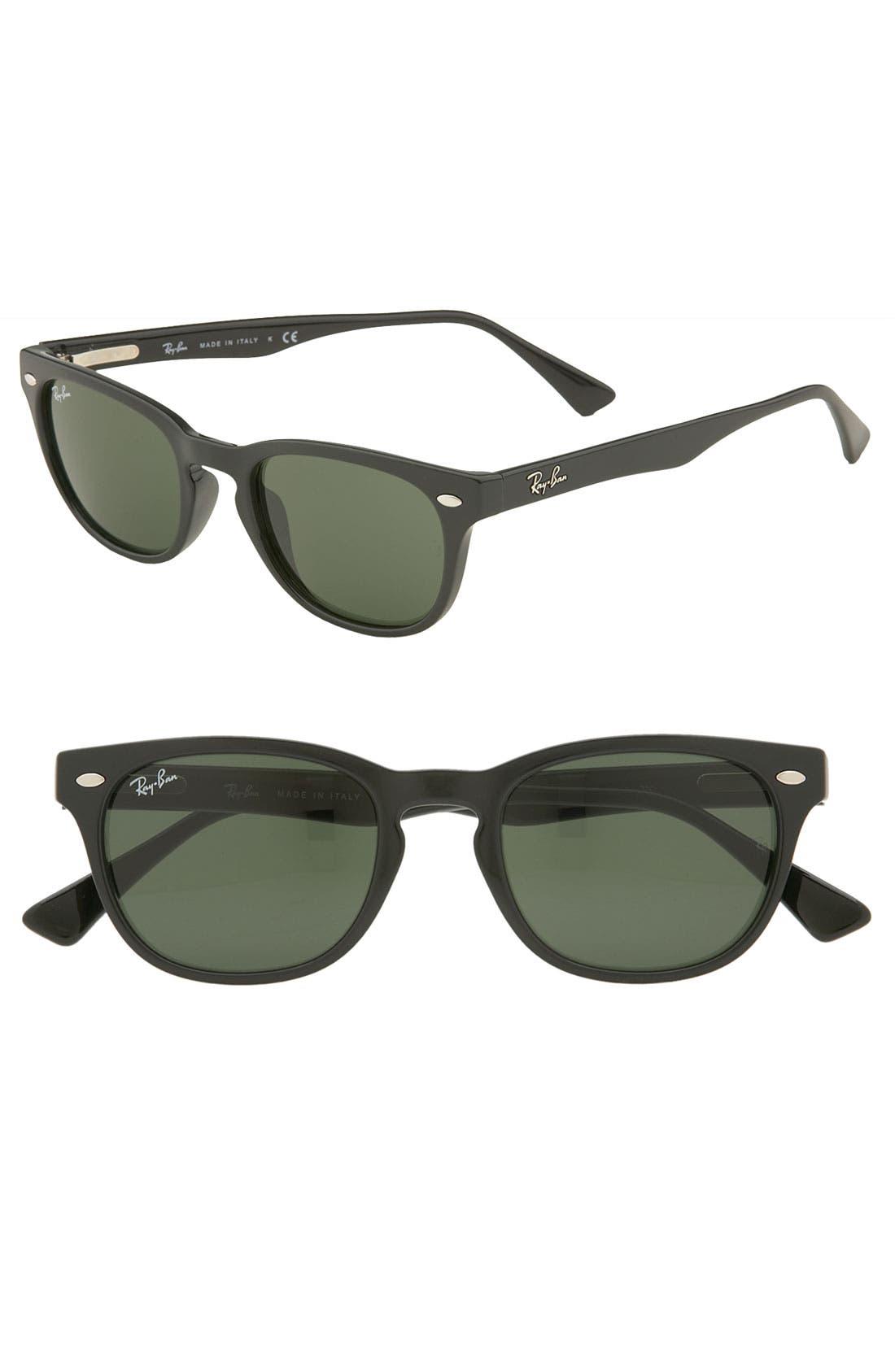 Main Image - Ray-Ban Retro Wayfarer Sunglasses