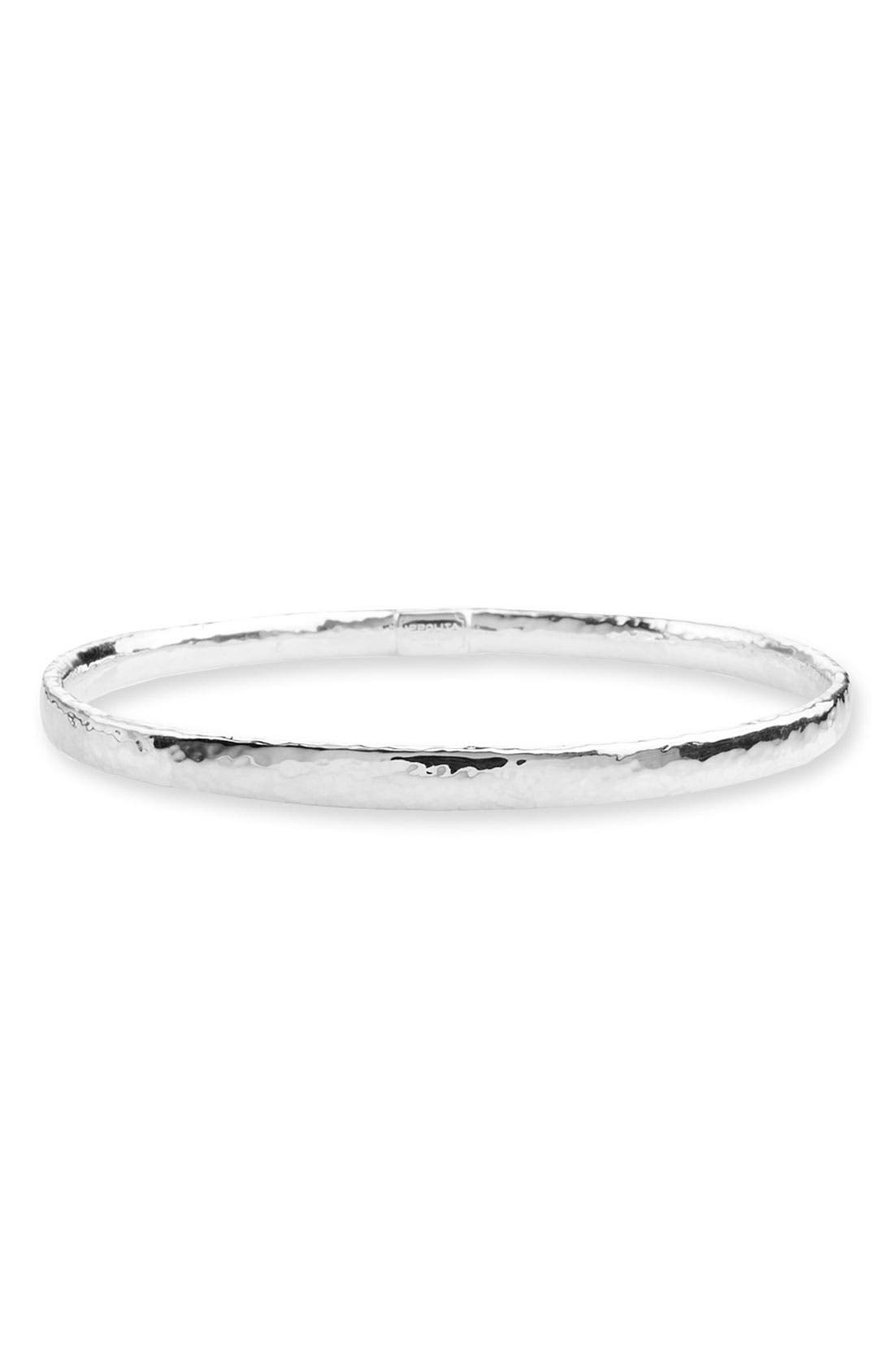 Alternate Image 1 Selected - Ippolita 'Glamazon' Sterling Silver Bangle