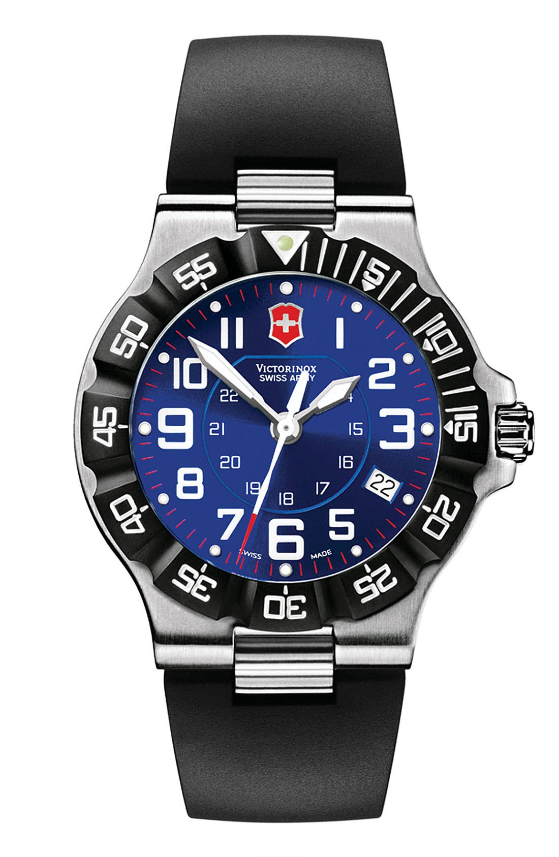 Alternate Image 1 Selected - Victorinox Swiss Army® 'Summit XLT' Watch, 39mm