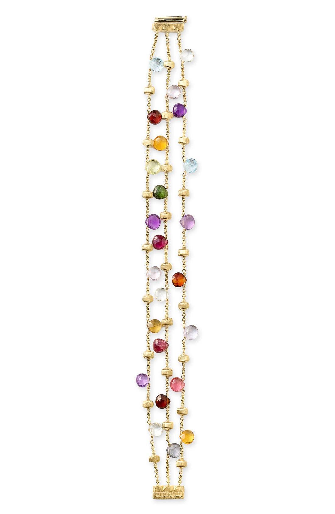 Alternate Image 2  - Marco Bicego 'Paradise' Triple Strand Bracelet