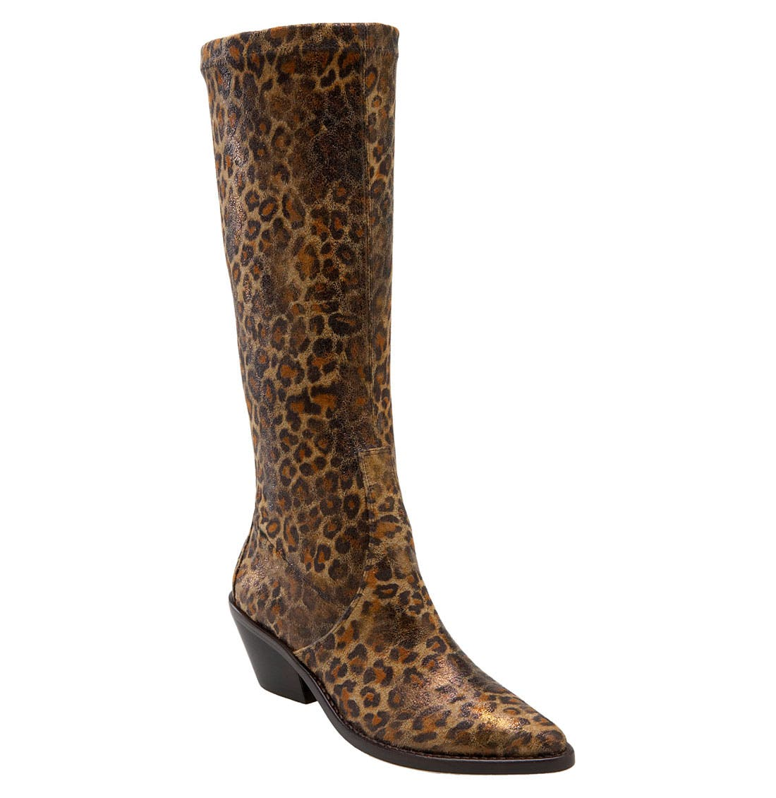 Alternate Image 1 Selected - Donald J Pliner 'Jokla' Western Stretch Boot
