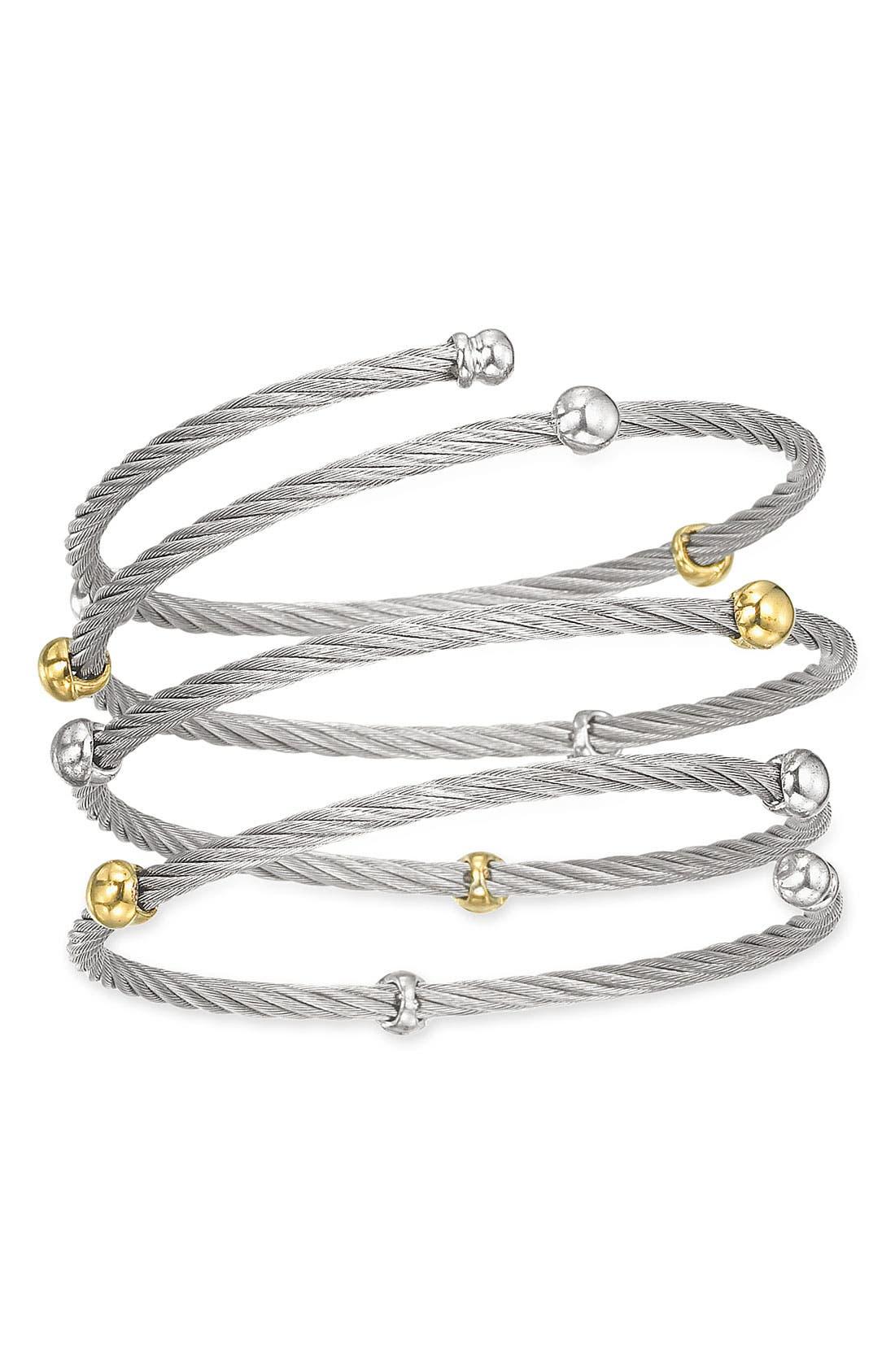 Main Image - ALOR® Coil Station Bracelet