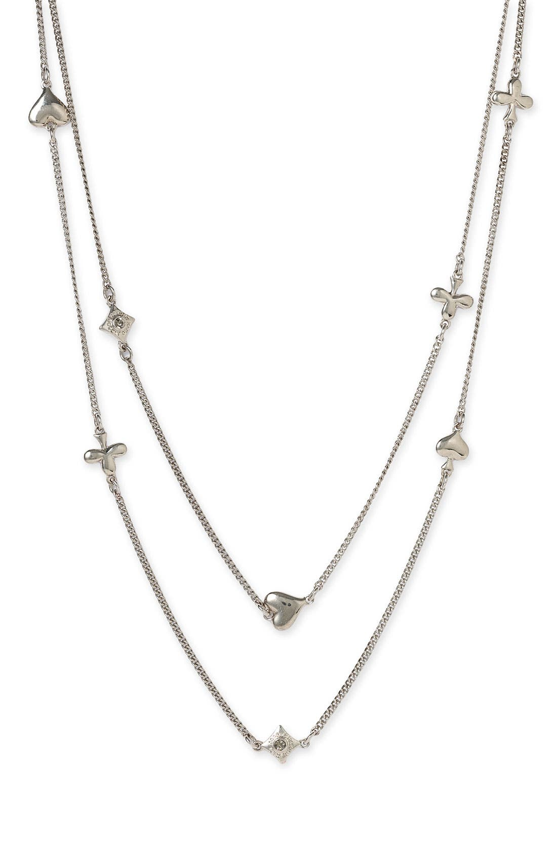 Alternate Image 1 Selected - MARC BY MARC JACOBS 'House of Cards' Long Necklace