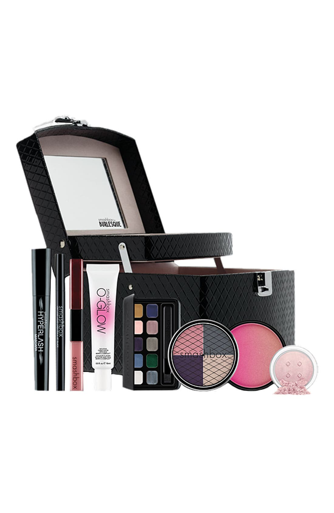 Main Image - Smashbox 'Burlesque' Beauty Collection & Train Case (Nordstrom Exclusive) ($250 Value)