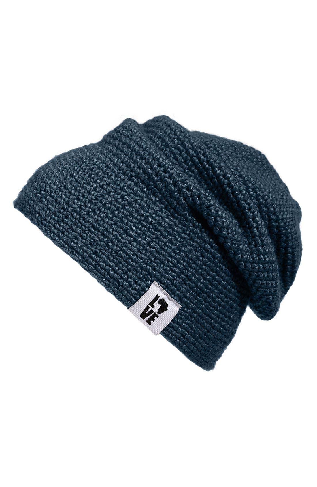 Main Image - Krochet Kids '5207.5' Hand Crochet Slouchy Beanie