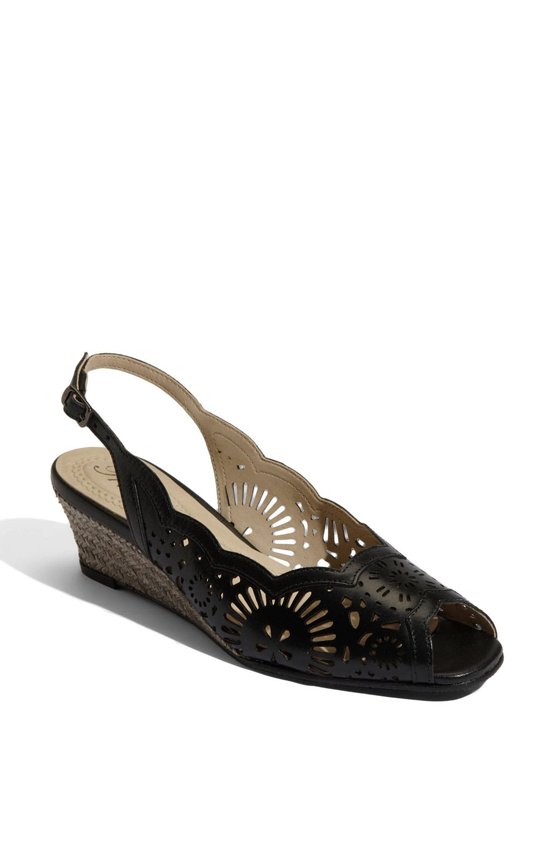 Alternate Image 1 Selected - Trotters 'Melanie' Slingback