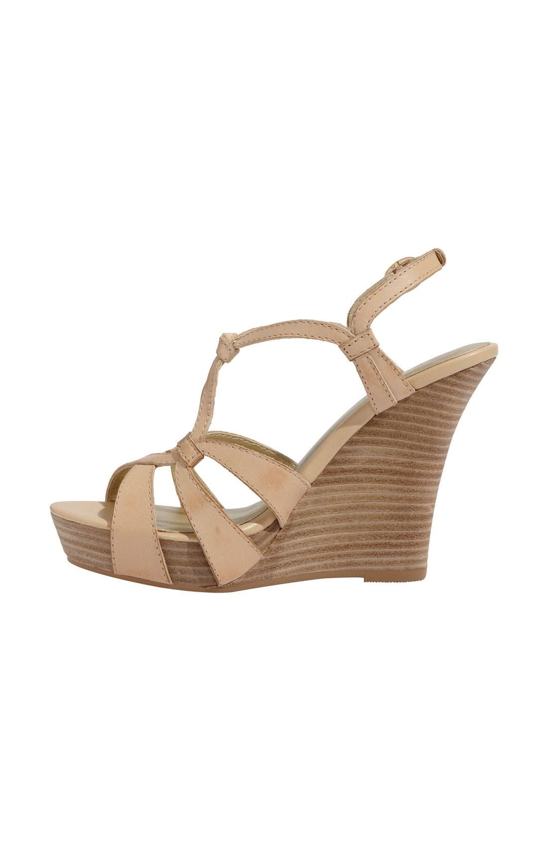 Alternate Image 2  - Seychelles 'Purr' Wedge Sandal