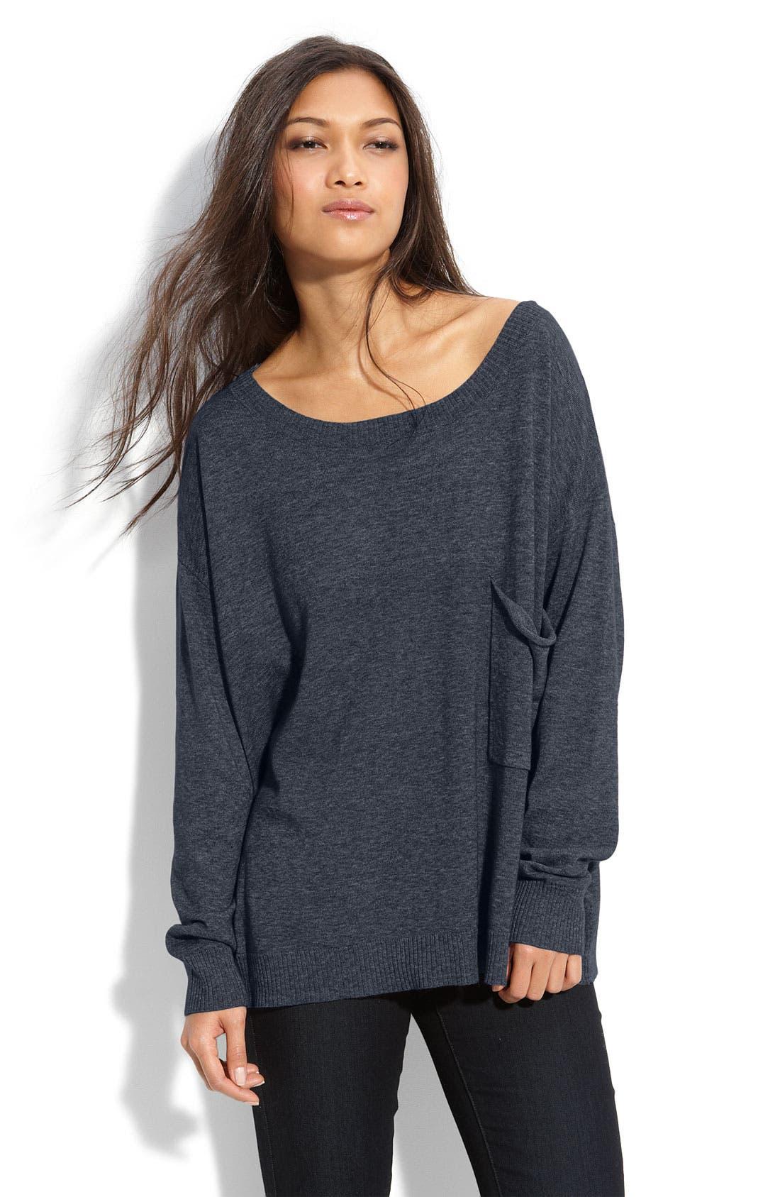 Alternate Image 1 Selected - Trouvé Boyfriend Sweater