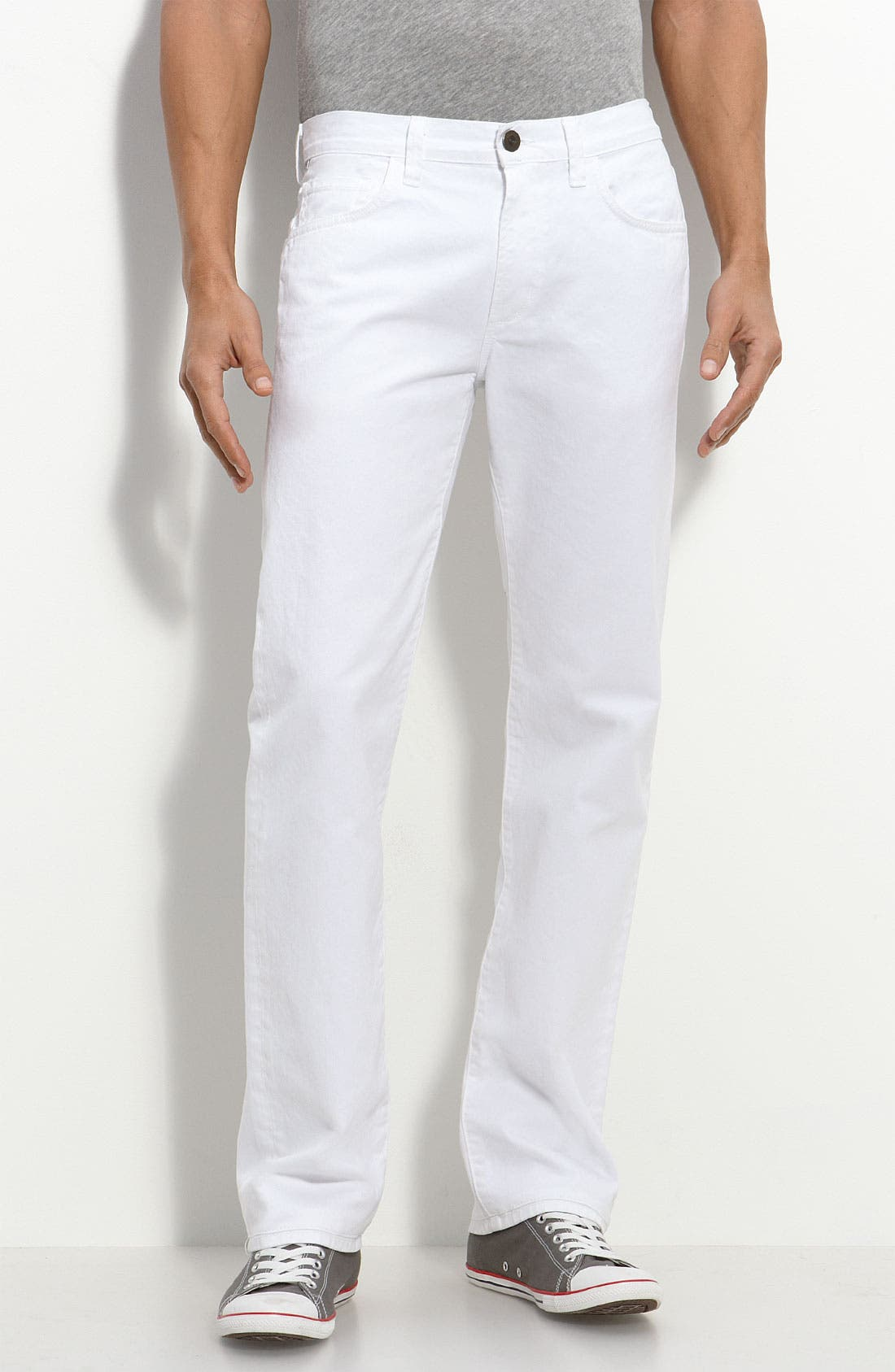 Alternate Image 2  - Citizens of Humanity 'Sid' Straight Leg Jeans (Yeso Wash)