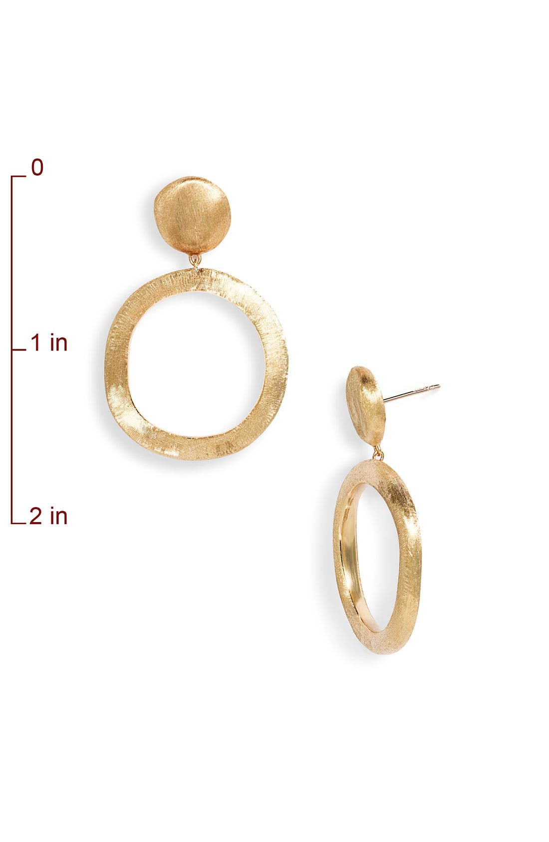 Alternate Image 2  - Marco Bicego 'Jaipur' Large Drop Earrings