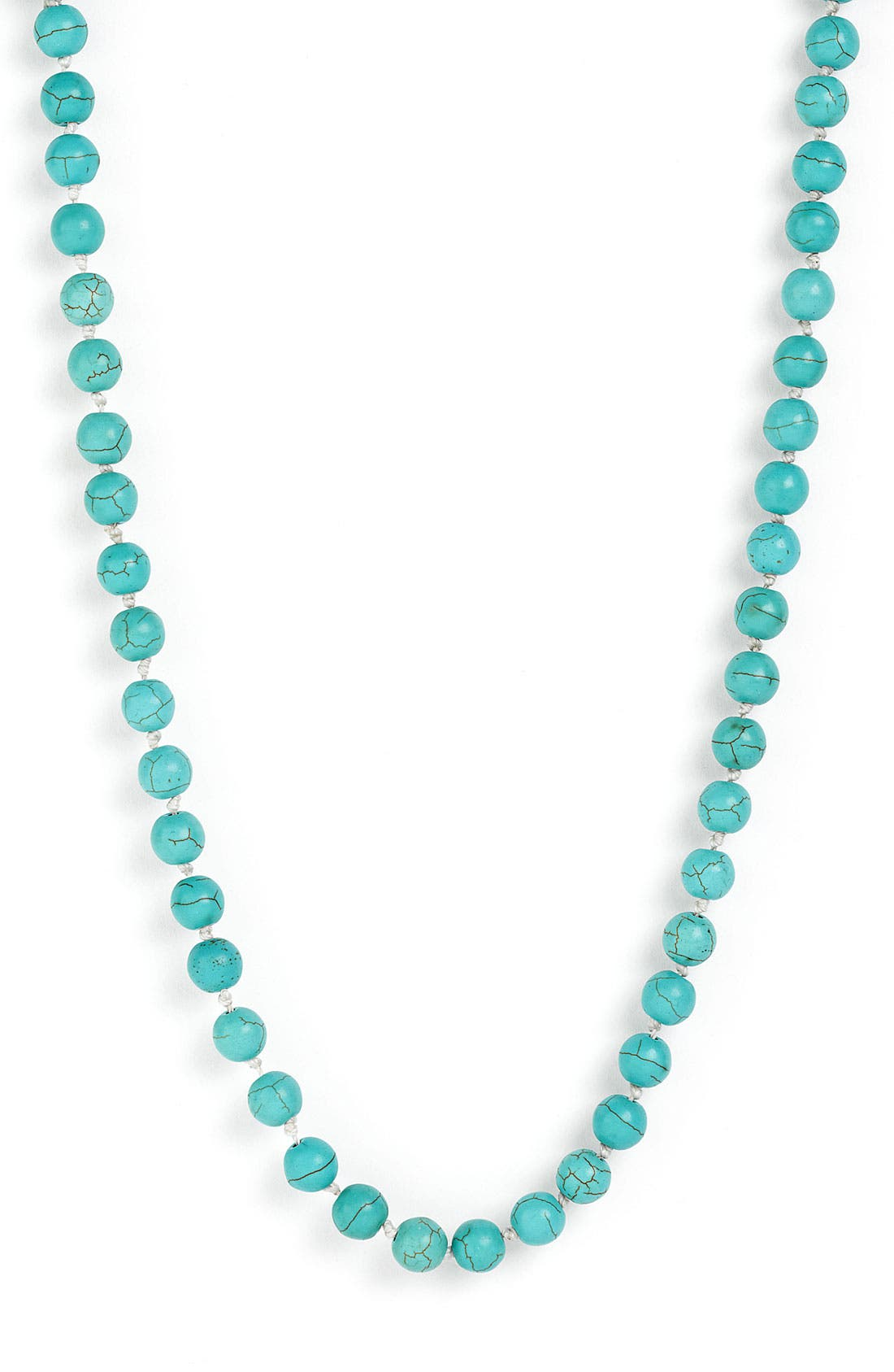 Alternate Image 1 Selected - Nordstrom Semiprecious Stone Necklace