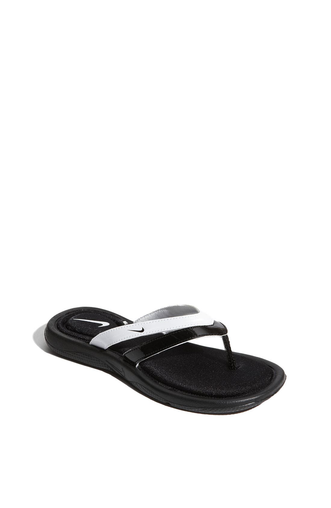 Alternate Image 1 Selected - Nike 'Comfort' Thong Sandal (Toddler, Little Kid & Big Kid)