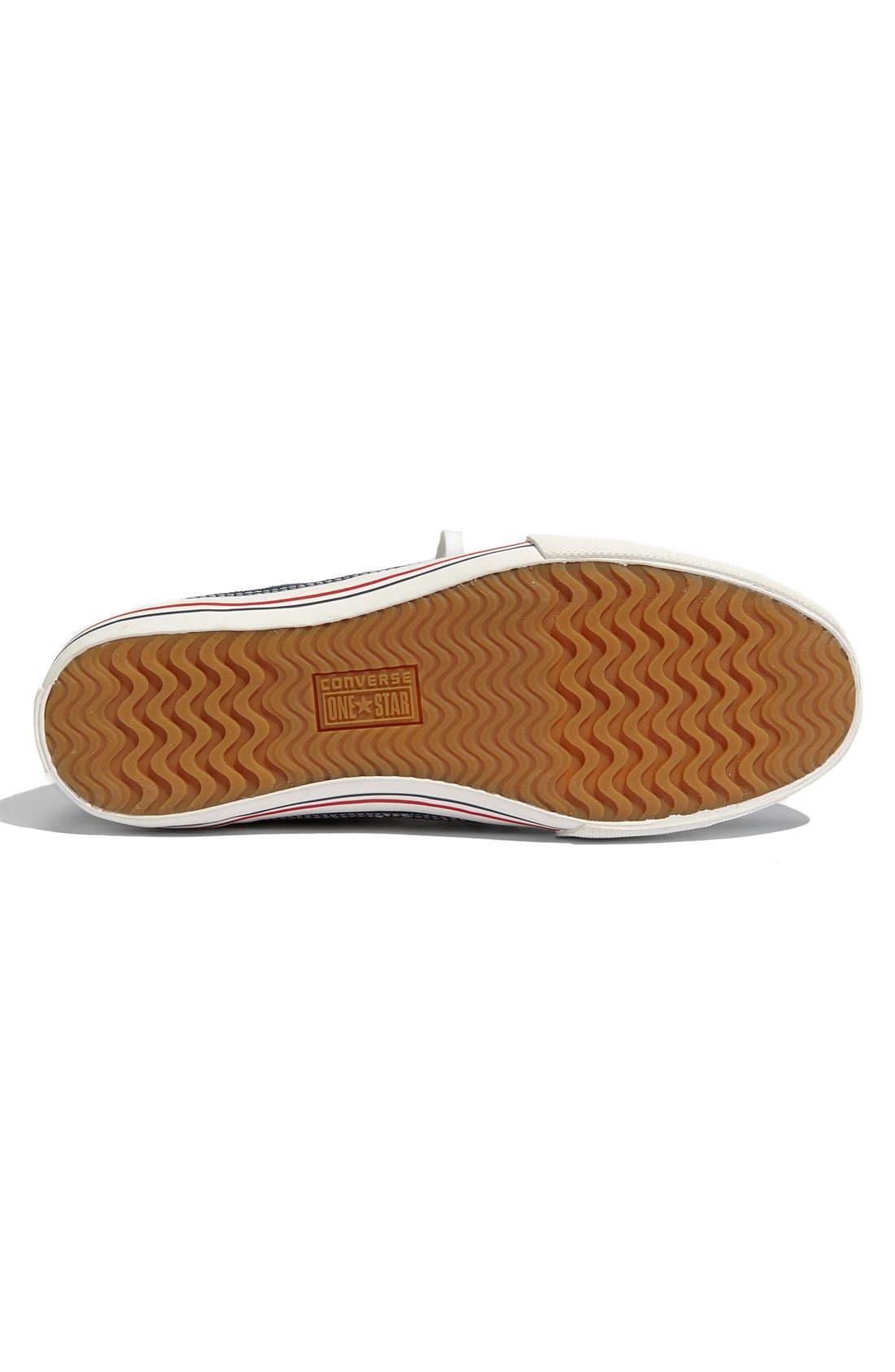 Alternate Image 4  - Converse 'One Star Baseline' Sneaker