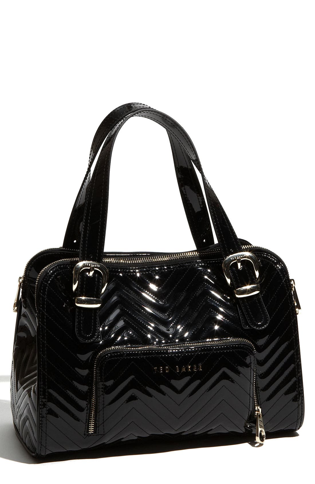 Alternate Image 1 Selected - Ted Baker London 'Kayler' Quilted Tote