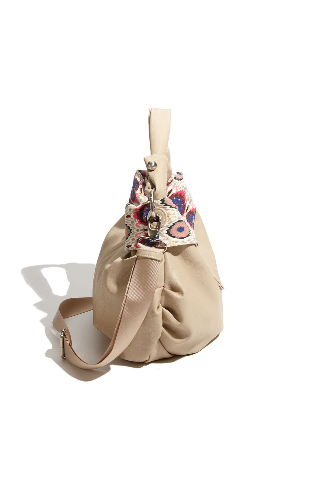 Alternate Image 2  - SR Squared by Sondra Roberts 'Tangier' Faux Leather Reversible Tote