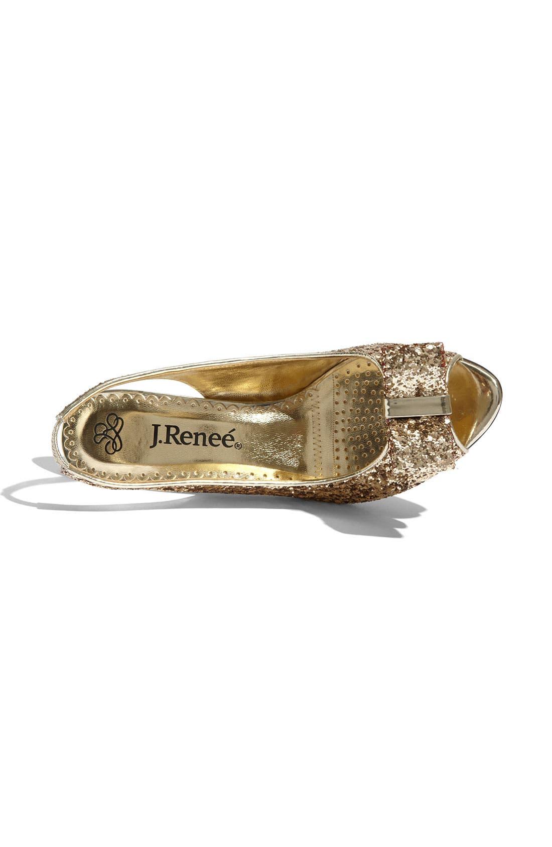 Alternate Image 3  - J. Reneé 'Rosina' Sandal