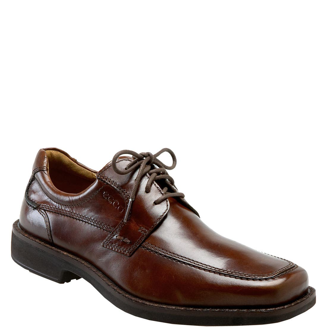 Alternate Image 1 Selected - ECCO 'Seattle' Apron Toe Oxford (Men)