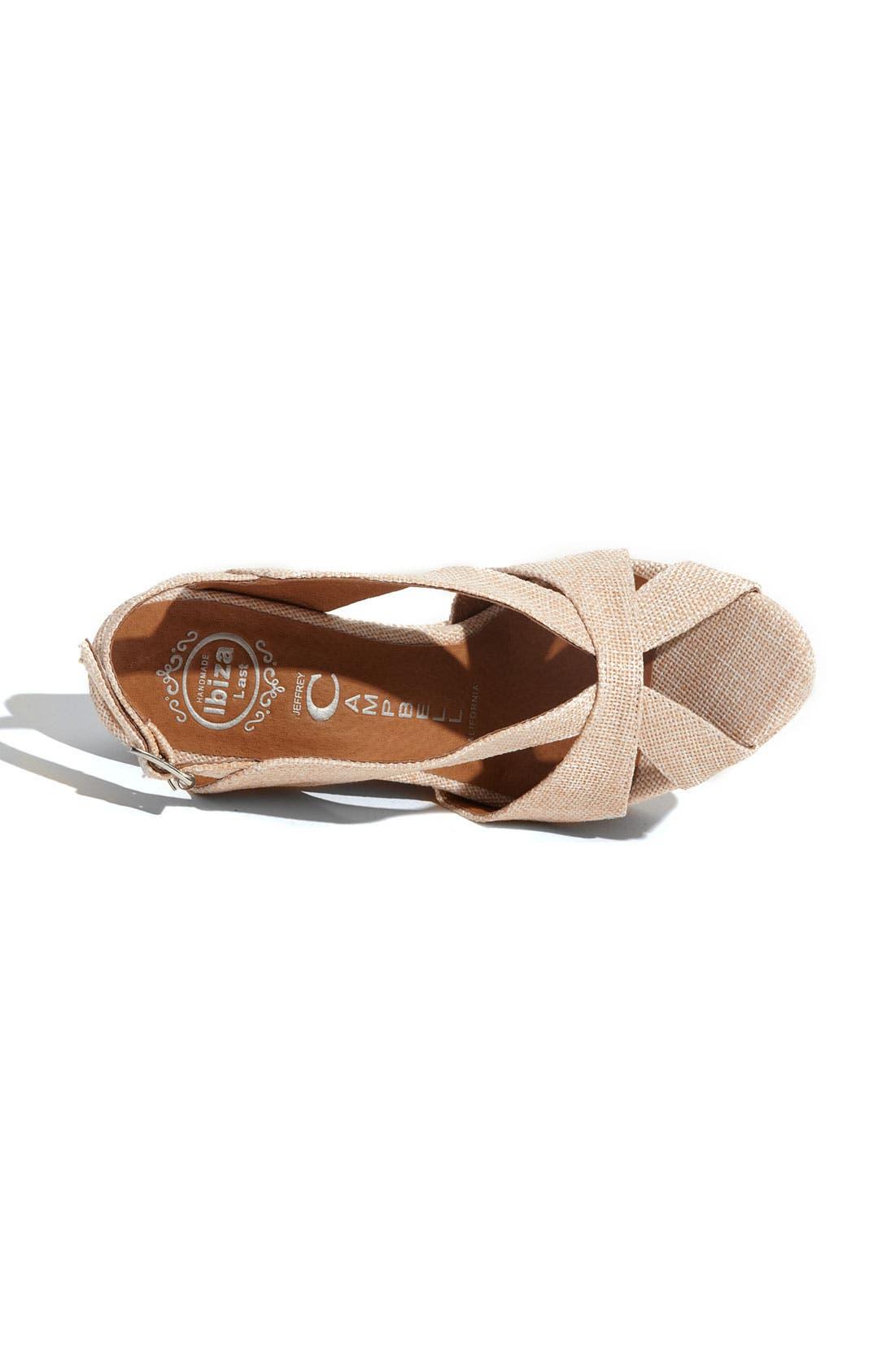 Alternate Image 3  - Jeffrey Campbell 'Mariel' Wedge Sandal