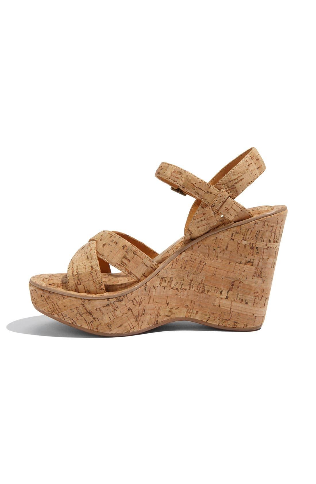 Alternate Image 2  - Kork-Ease 'Bette' Wedge Sandal