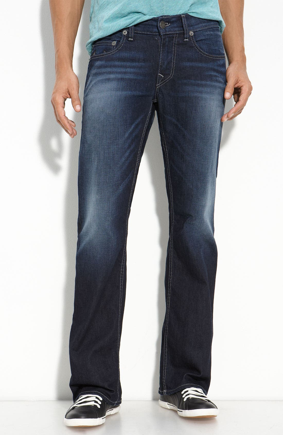 Alternate Image 2  - True Religion Brand Jeans 'Danny' Bootcut Jeans (Franklin)