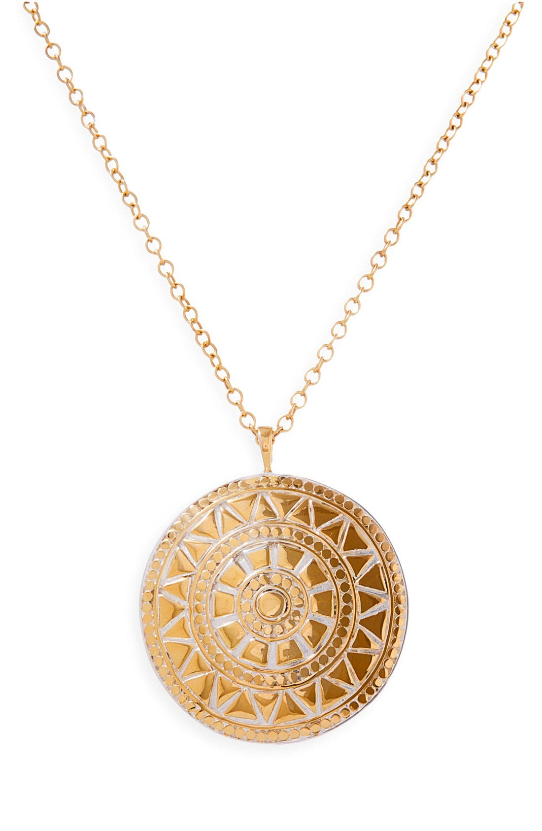 Main Image - Anna Beck 'Papua' Mosaic Pendant Necklace