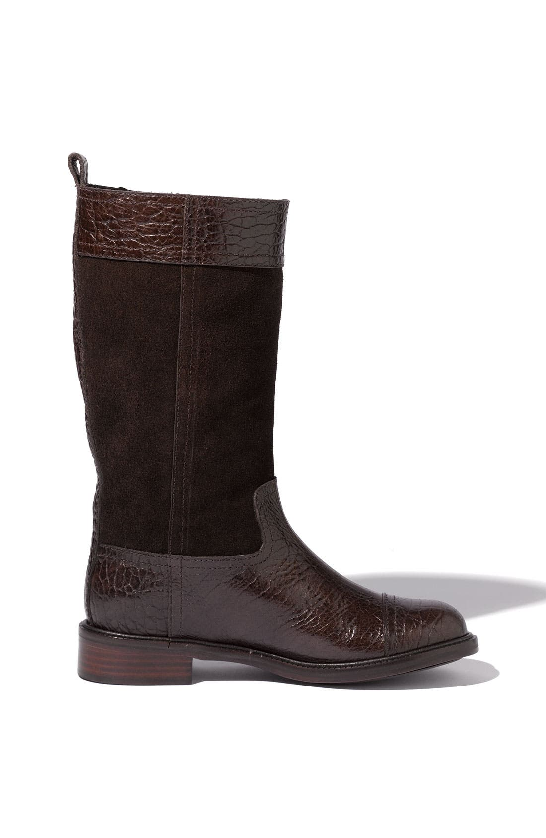 Alternate Image 2  - Tory Burch 'Corey' Leather & Suede Boot