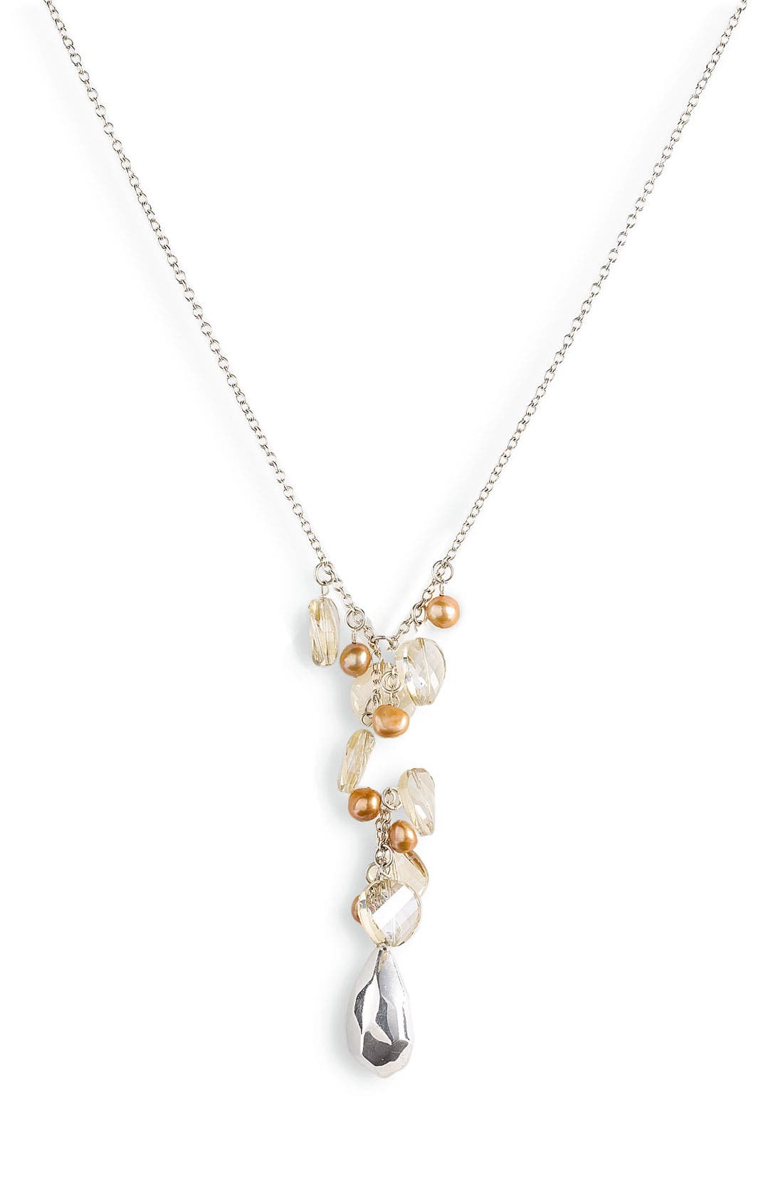Main Image - Simon Sebbag Clustered Long Strand Necklace