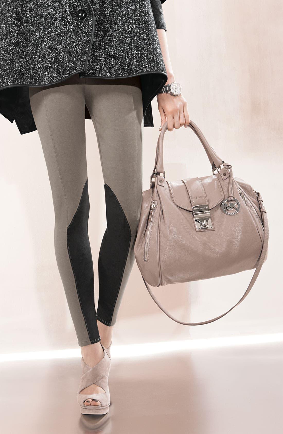Alternate Image 2  - MICHAEL Michael Kors 'Jenna - Large' Leather Tote