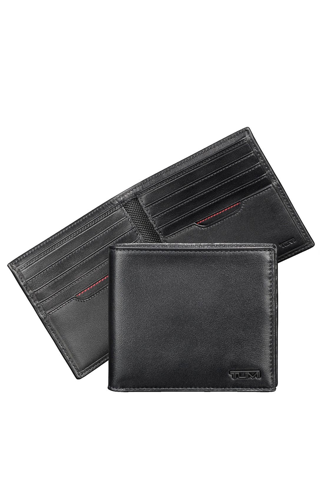Alternate Image 1 Selected - Tumi 'Delta - Global' Hipster Wallet