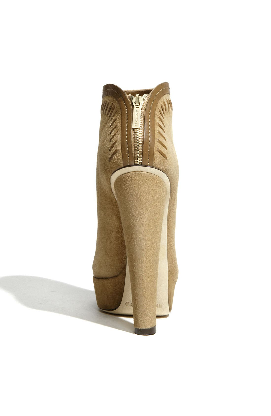 Alternate Image 3  - Jimmy Choo 'Evans' Whipstitch Ankle Boot
