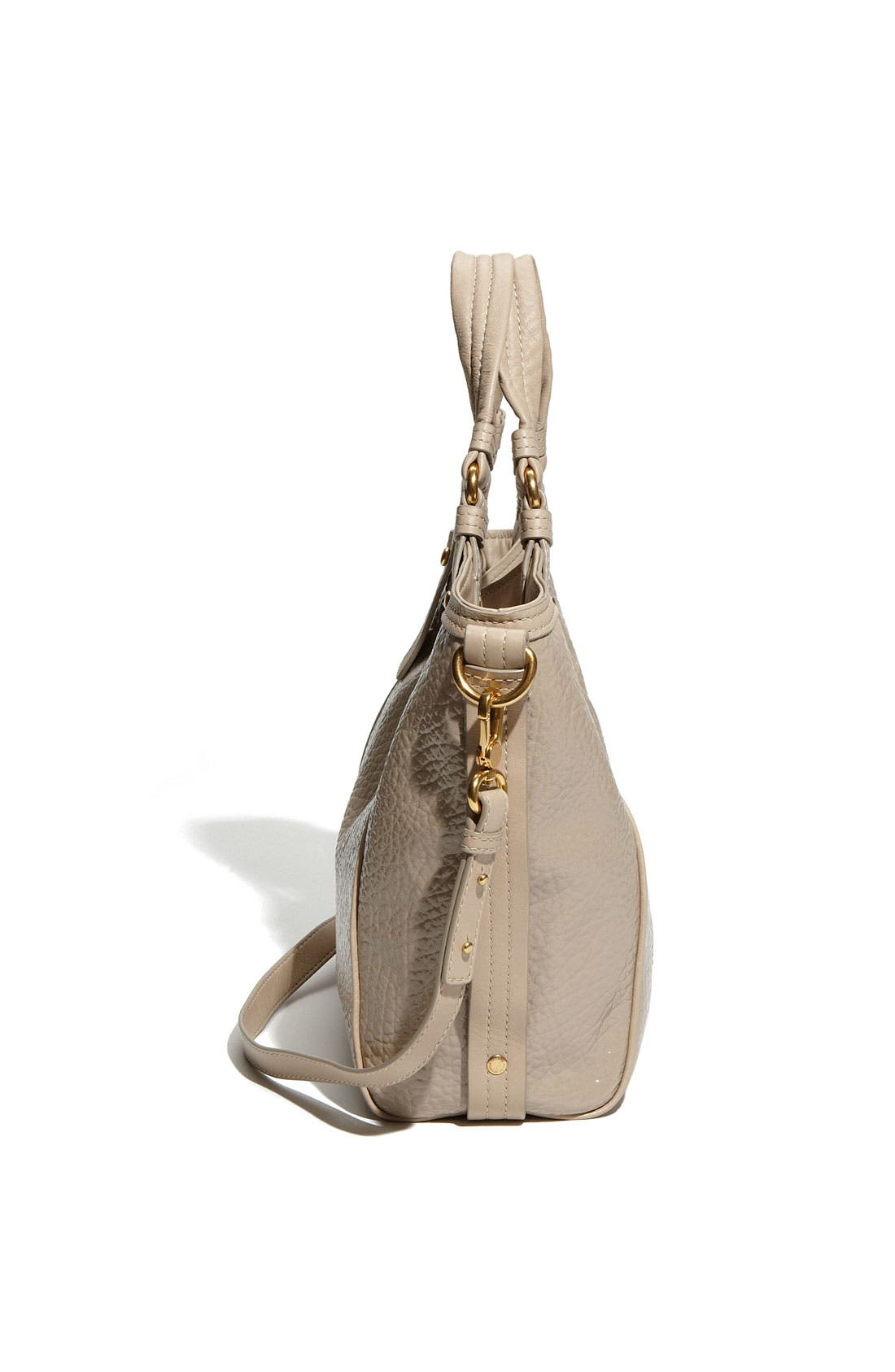 Alternate Image 4  - MARC BY MARC JACOBS 'Turnlock Shine Fran - Small' Patent Tote