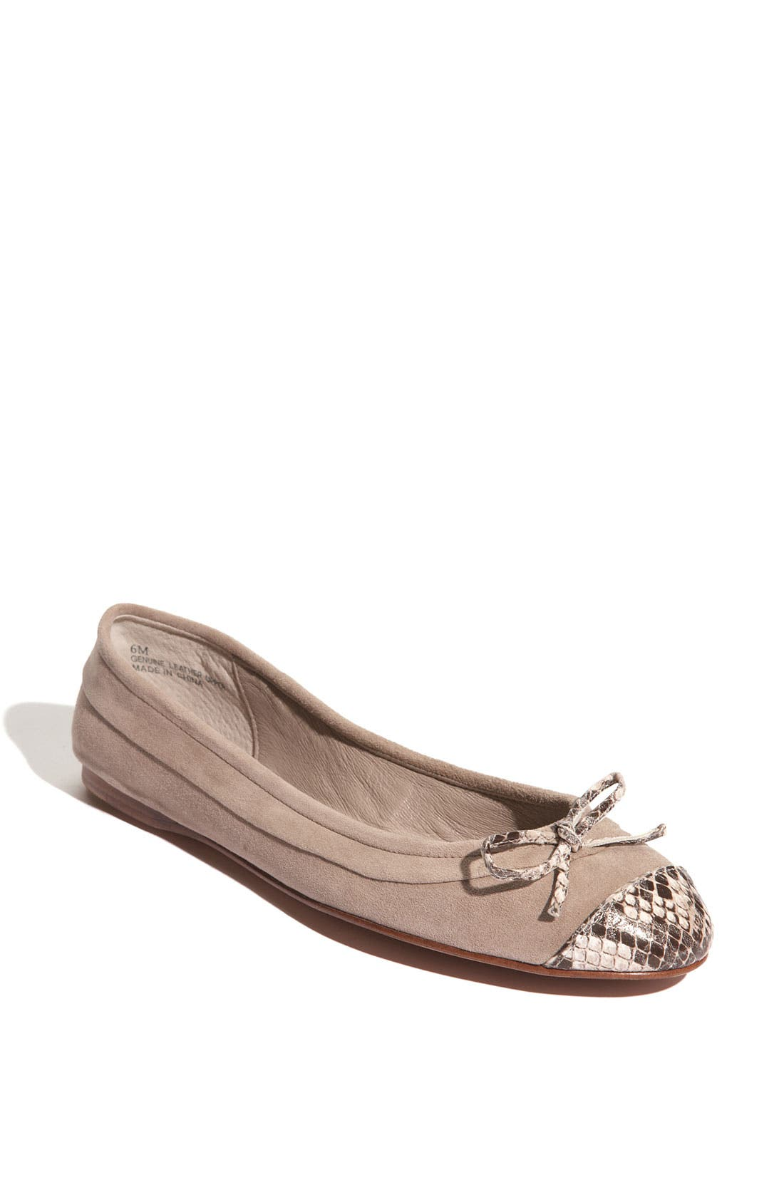 Alternate Image 1 Selected - Classiques Entier® 'Kenna' Ballet Flat