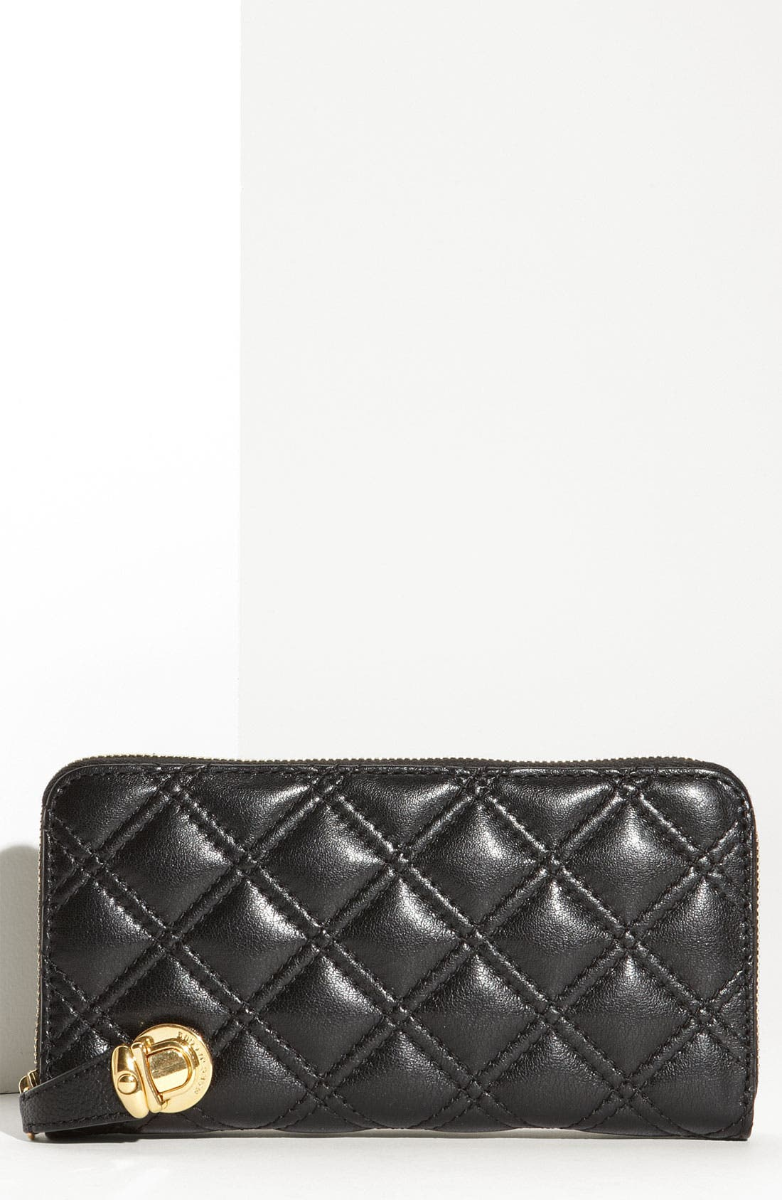 Main Image - MARC JACOBS 'Quilting Deluxe' Wallet