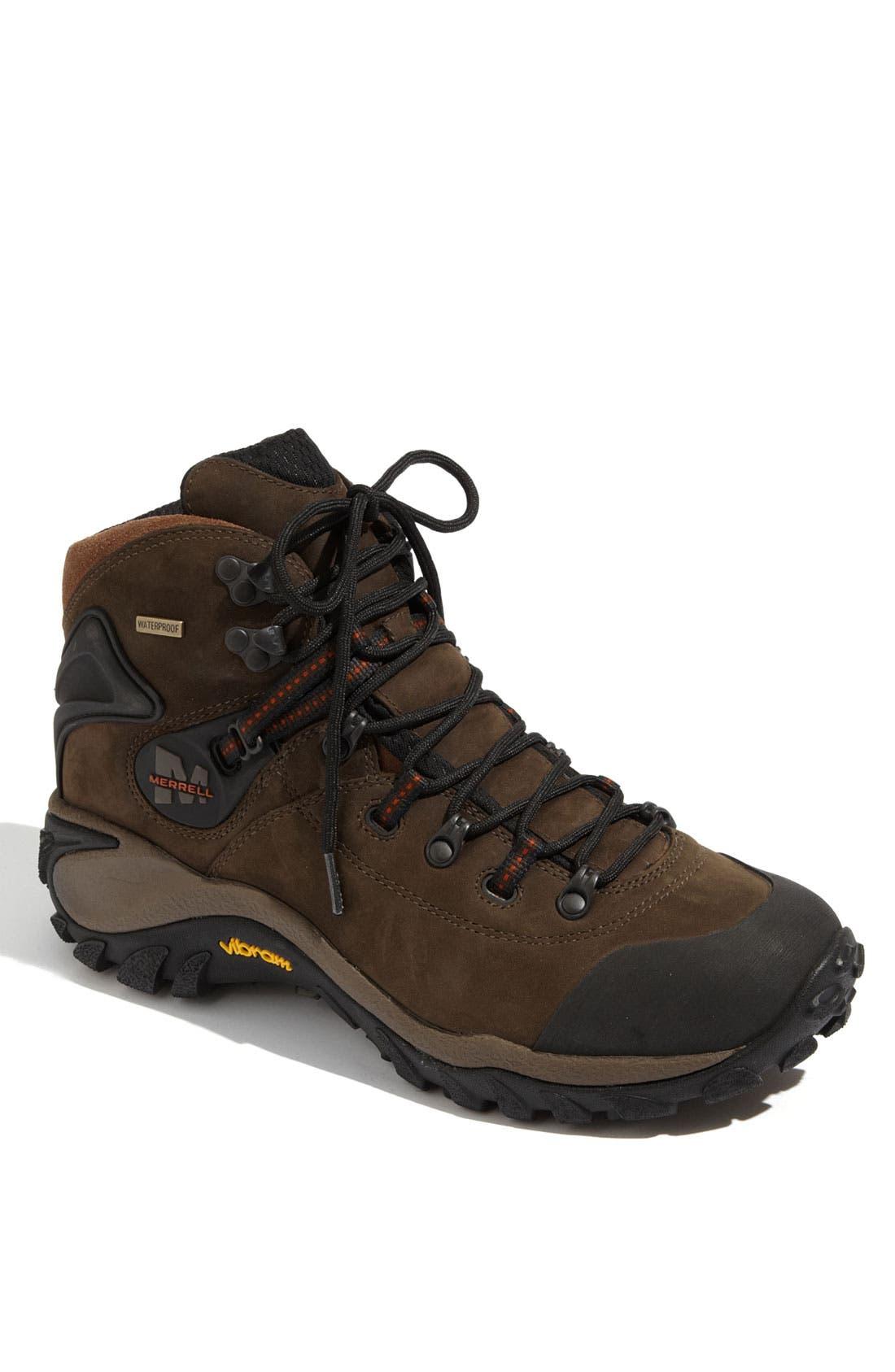 Alternate Image 1 Selected - Merrell 'Phaser Peak Waterproof' Boot (Online Only)