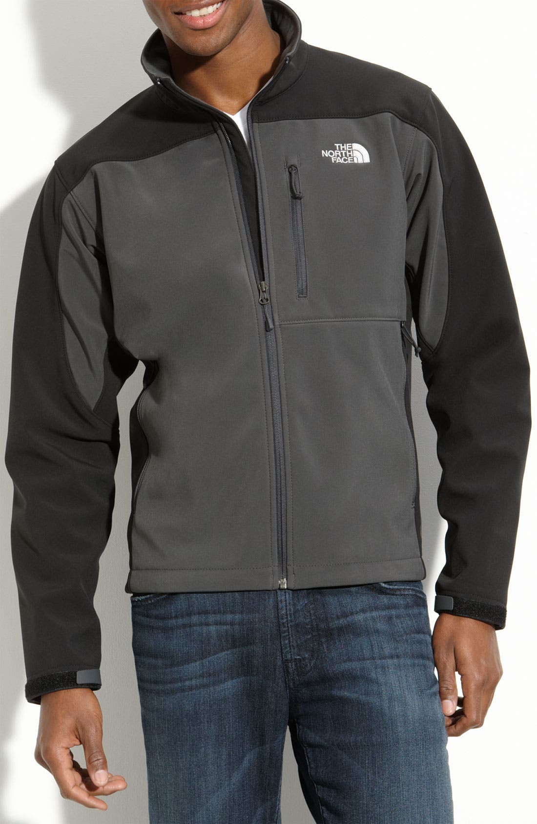 Alternate Image 1 Selected - The North Face 'Apex Bionic' Softshell Jacket