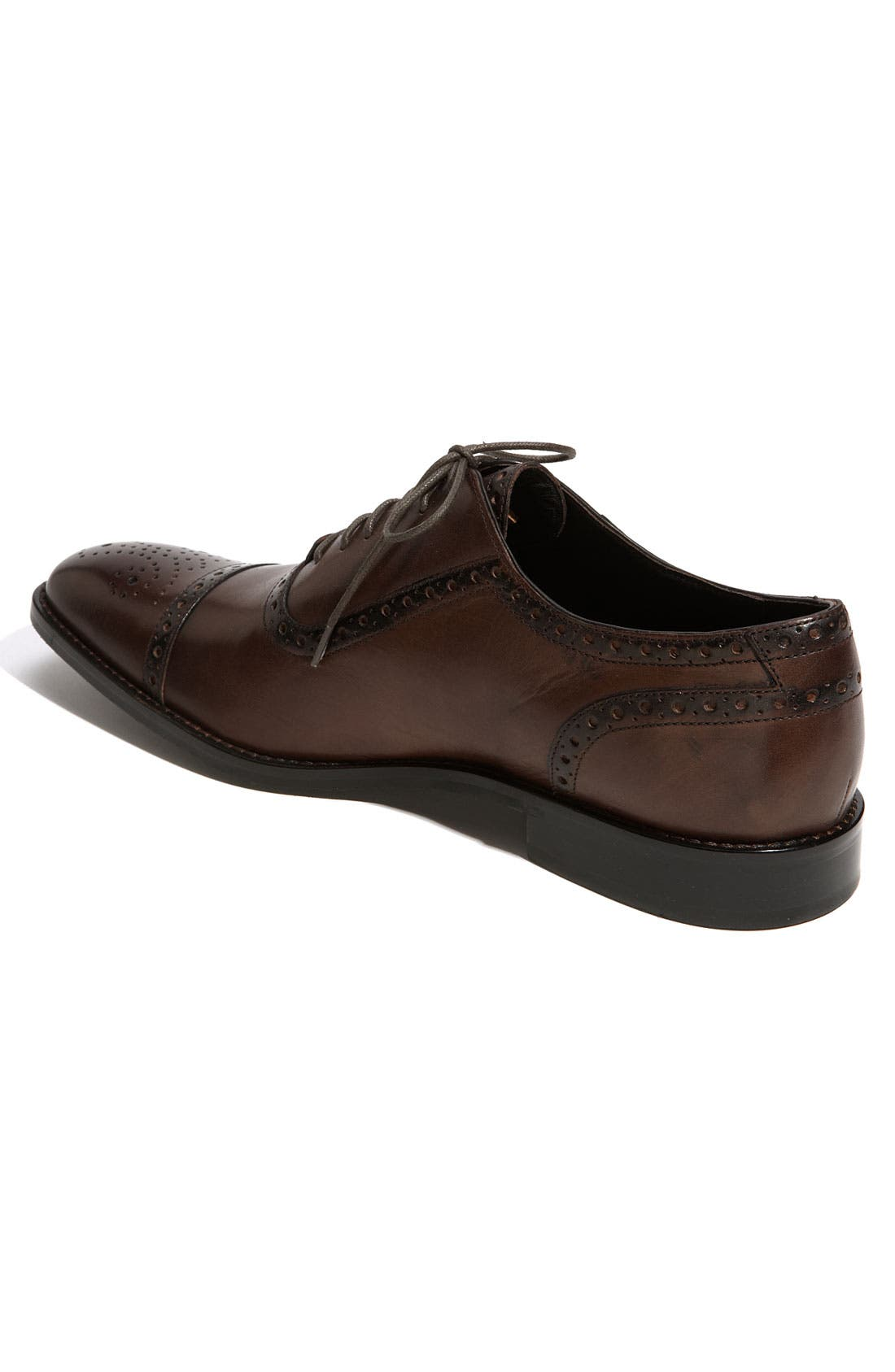 Alternate Image 2  - Calibrate 'Brandon' Cap Toe Oxford