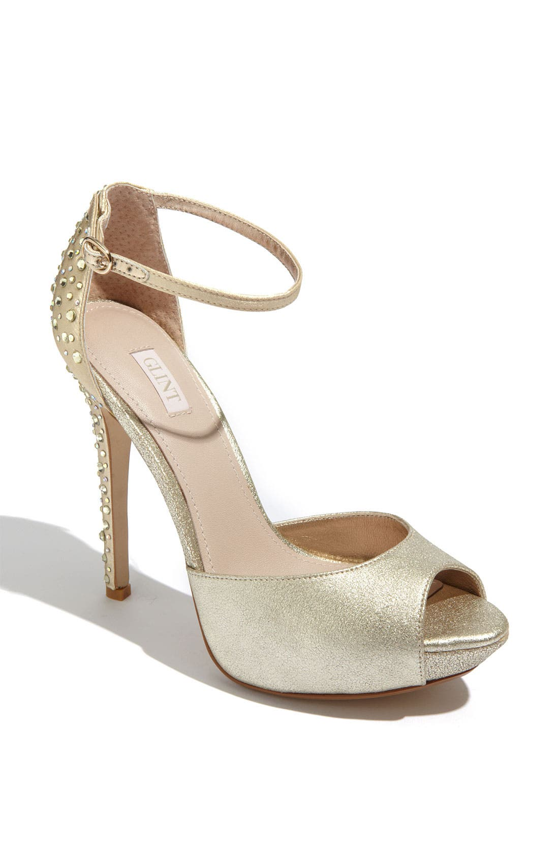 Main Image - Glint 'Viola' Jeweled Sandal