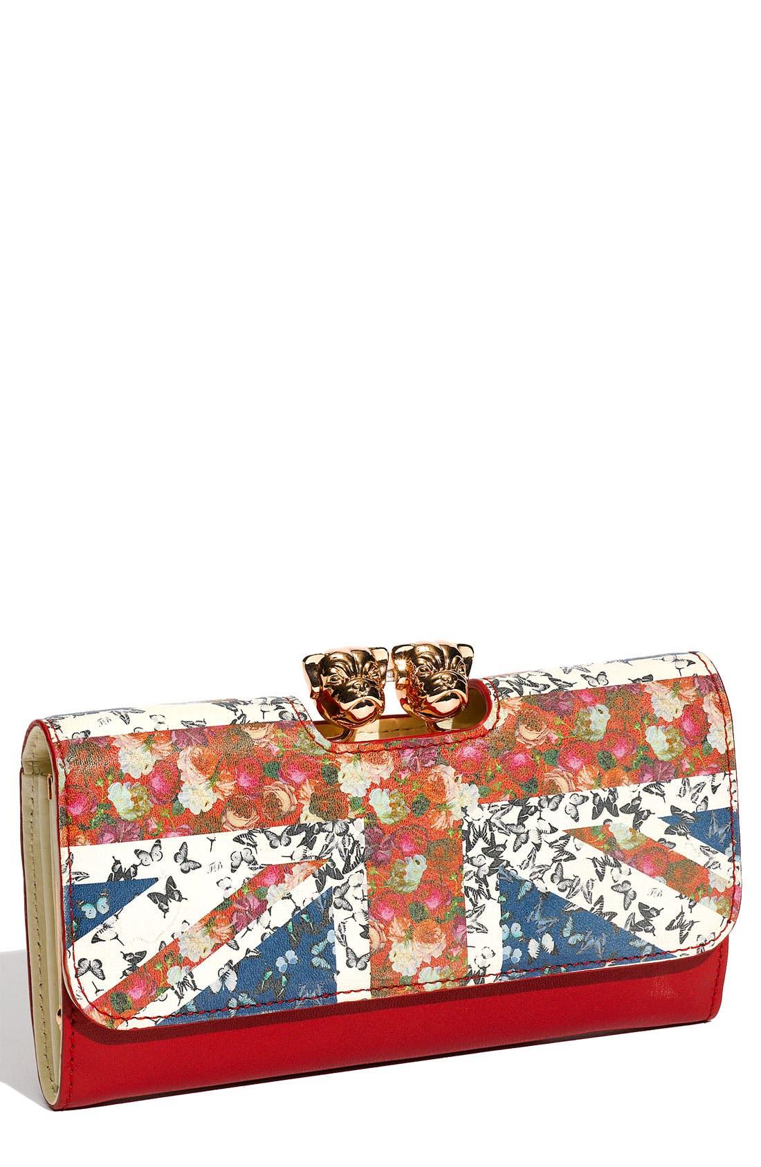 Alternate Image 1 Selected - Ted Baker London 'Vikki' Matinee Wallet