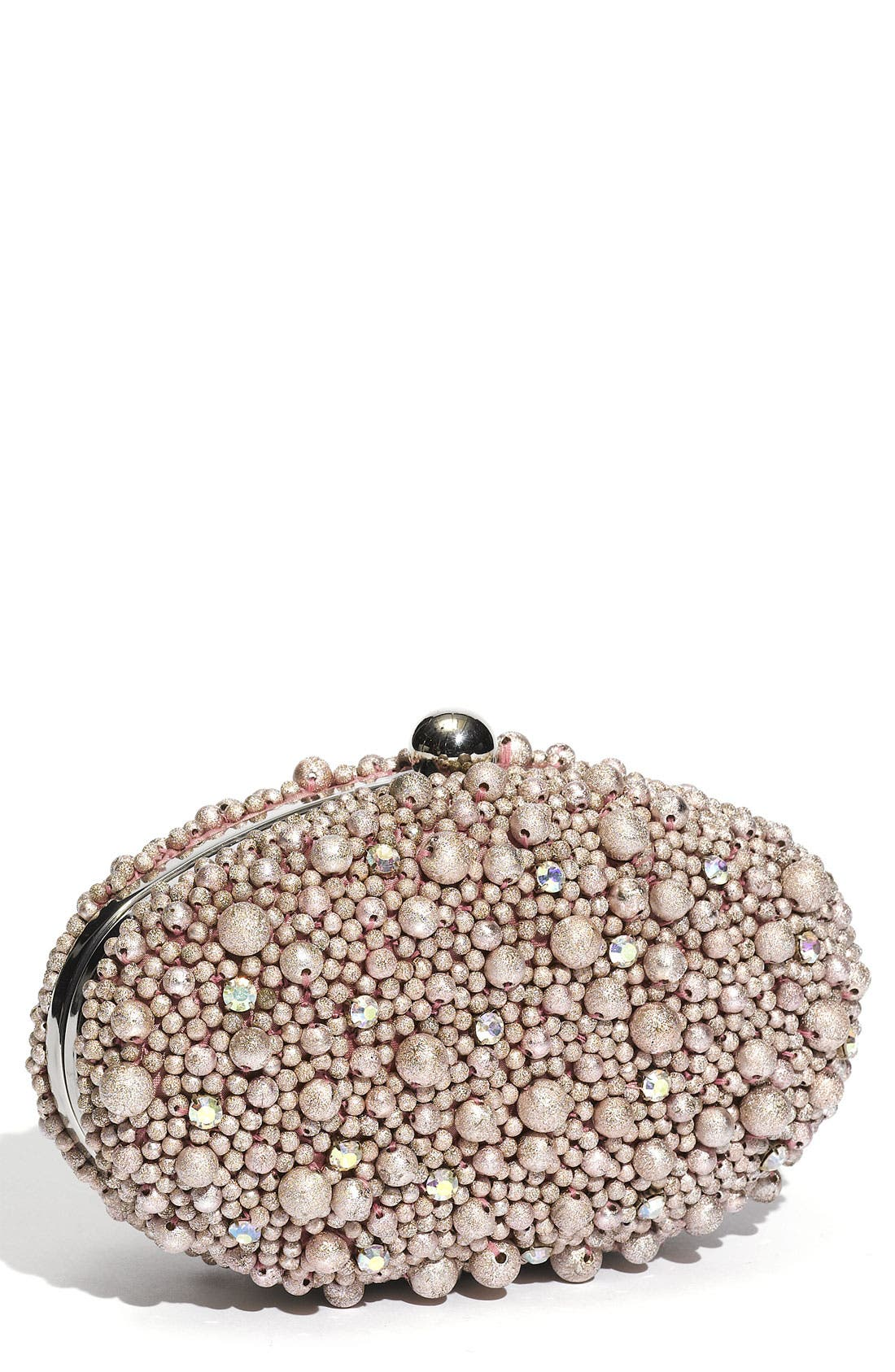 Alternate Image 1 Selected - Sondra Roberts 'Pearl' Box Clutch