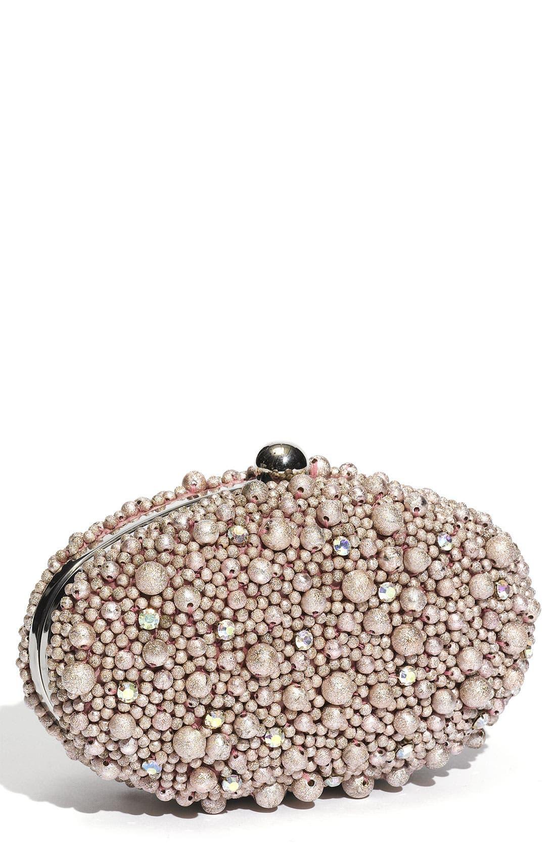 Main Image - Sondra Roberts 'Pearl' Box Clutch