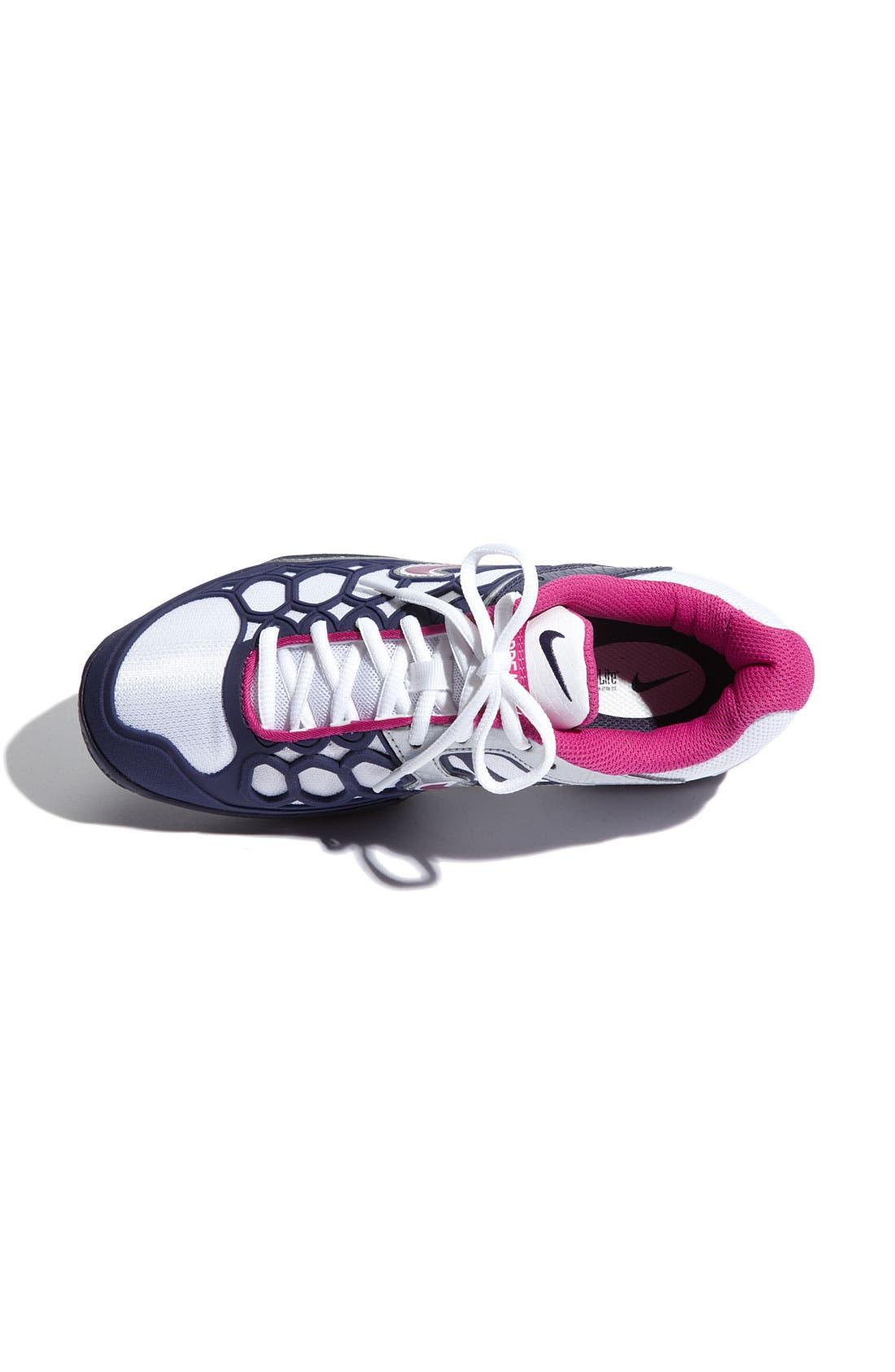 Alternate Image 3  - Nike 'Zoom Breathe 2' Tennis Shoe (Women)
