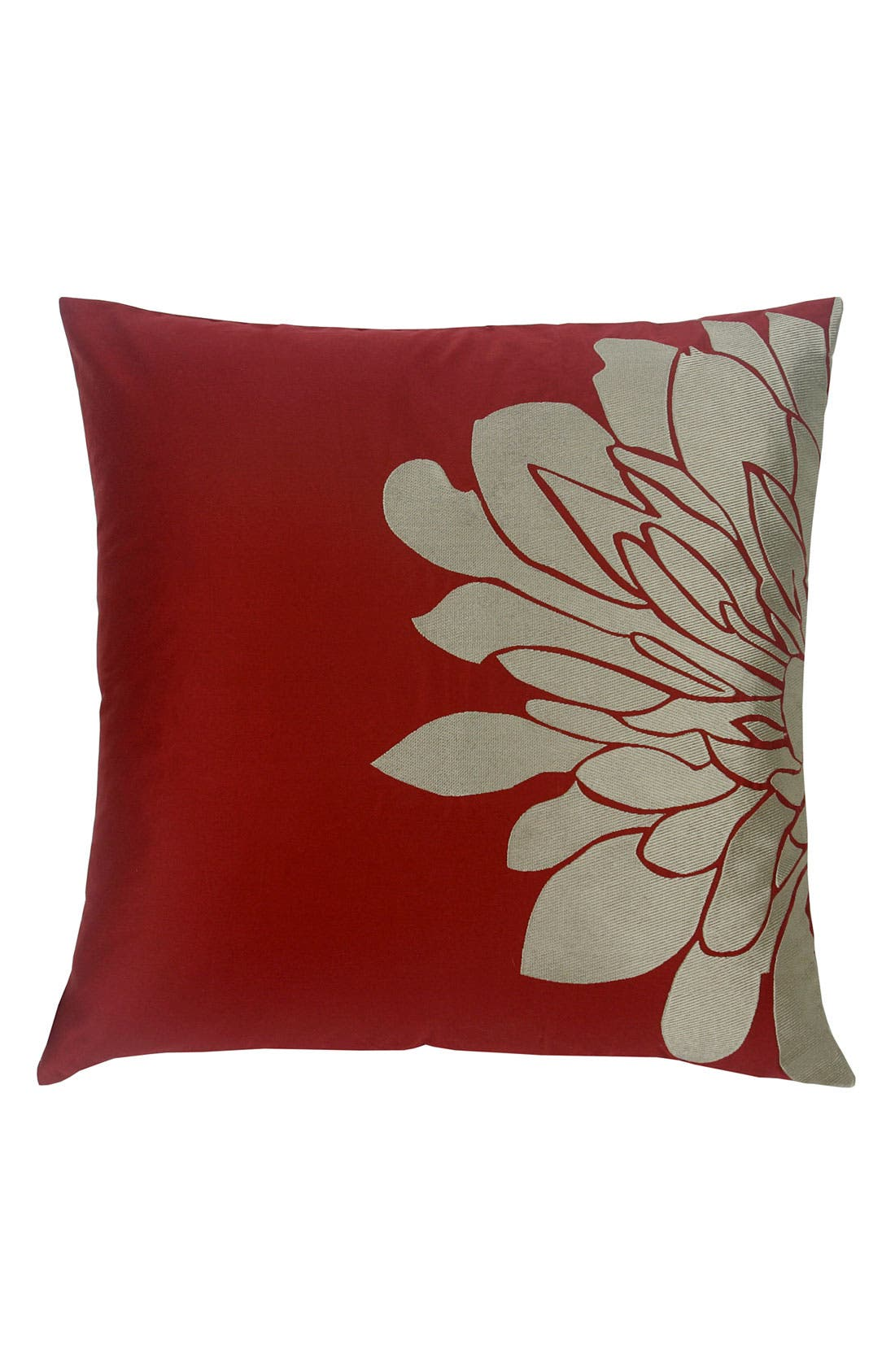 Alternate Image 1 Selected - Blissliving Home 'Gemini Red' Pillow (Online Only)
