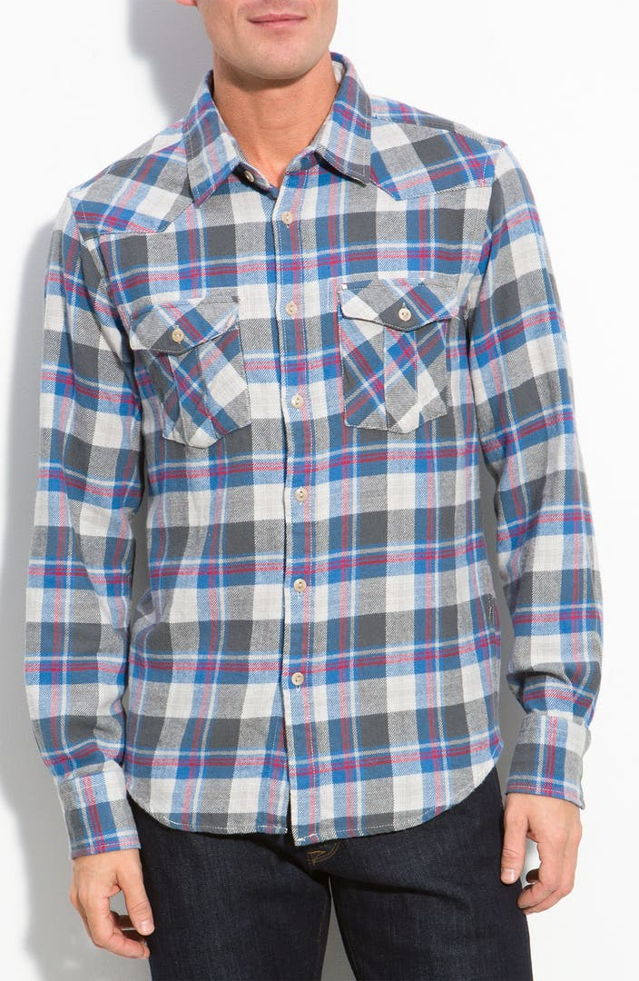 just a cheap shirt long sleeve flannel shirt nordstrom