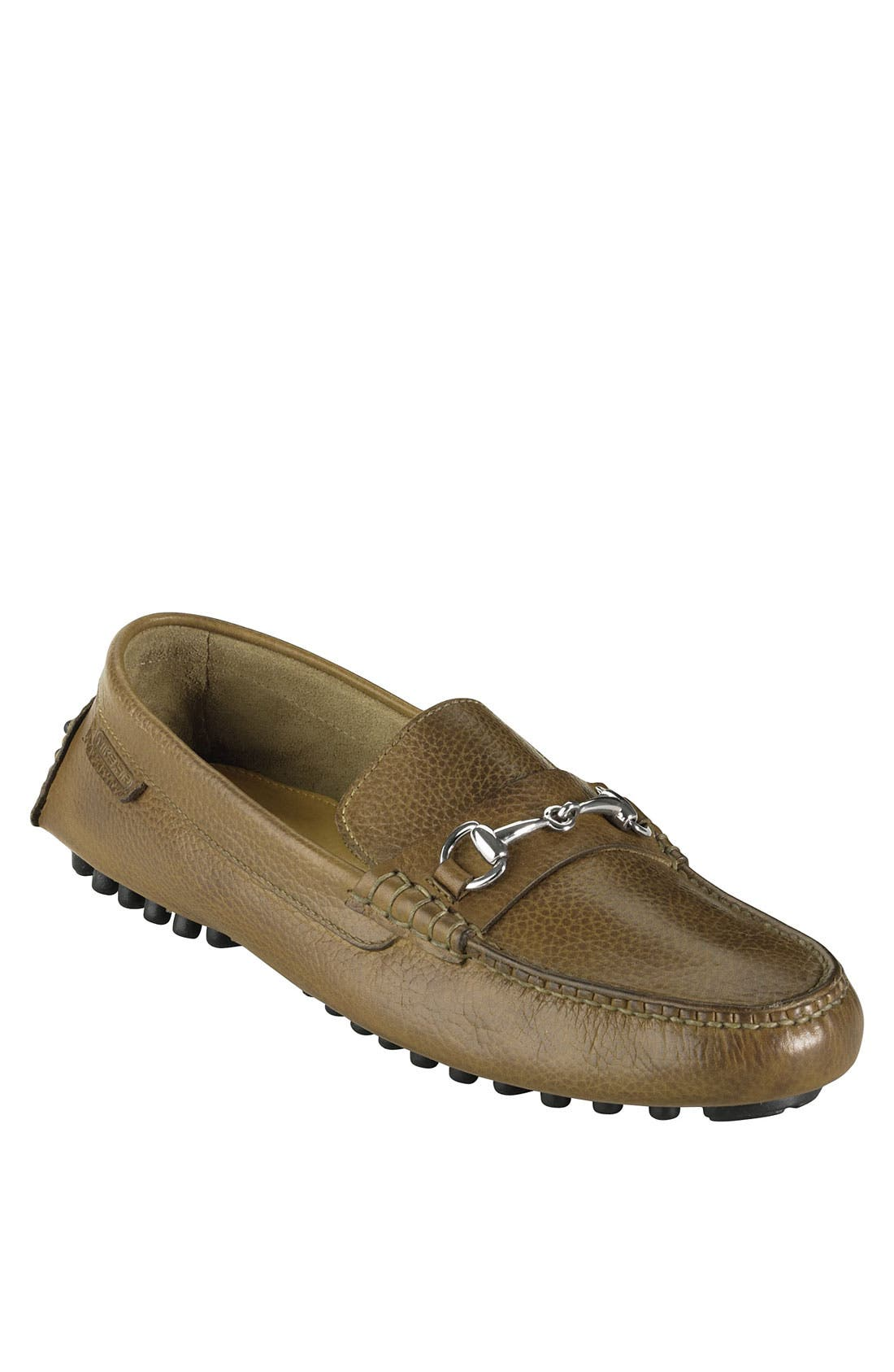 Alternate Image 1 Selected - Cole Haan 'Air Grant' Bit Driving Loafer (Men)
