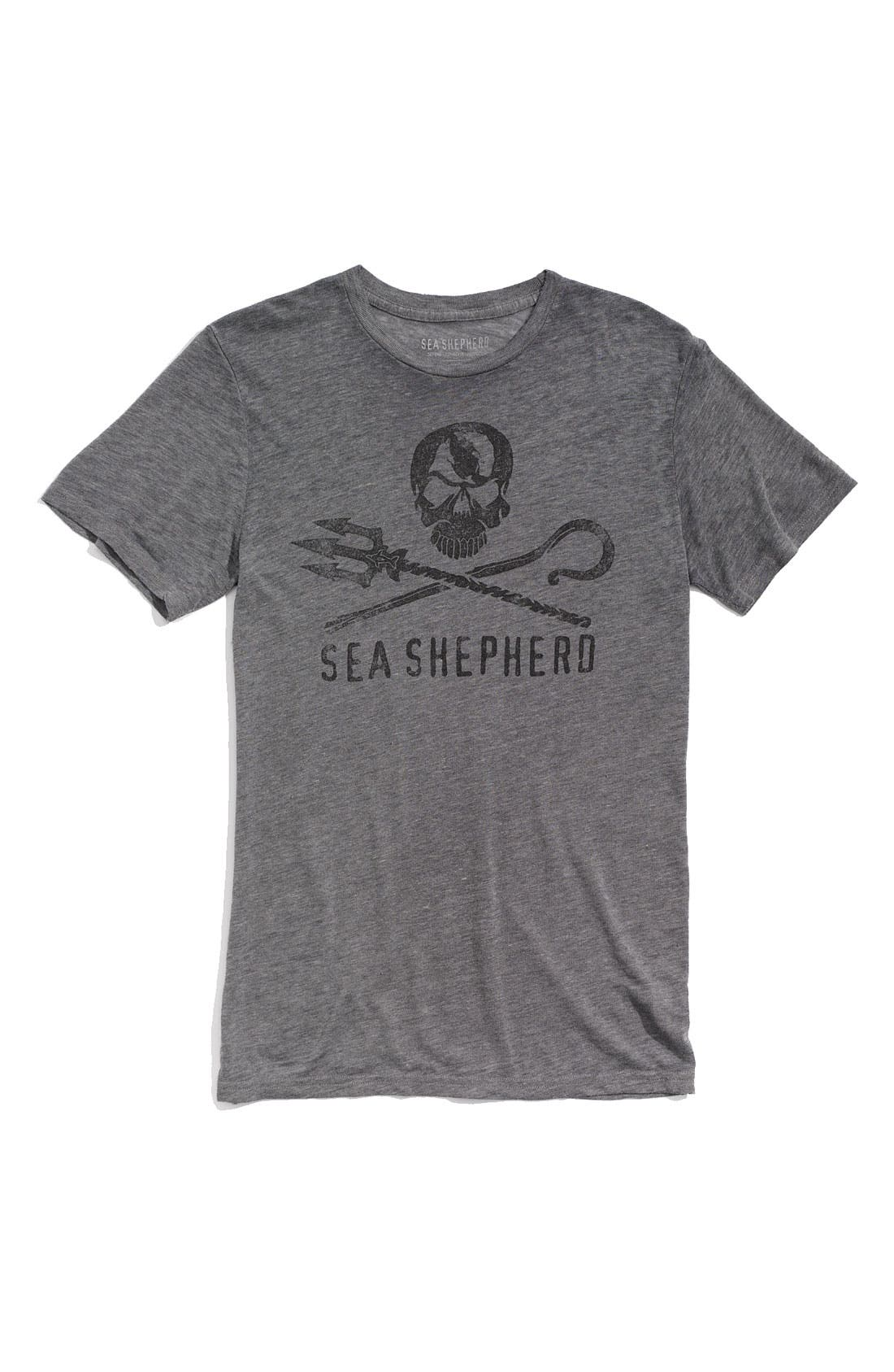 Chaser Sea Shepherd Crewneck Shirt Men Nordstrom