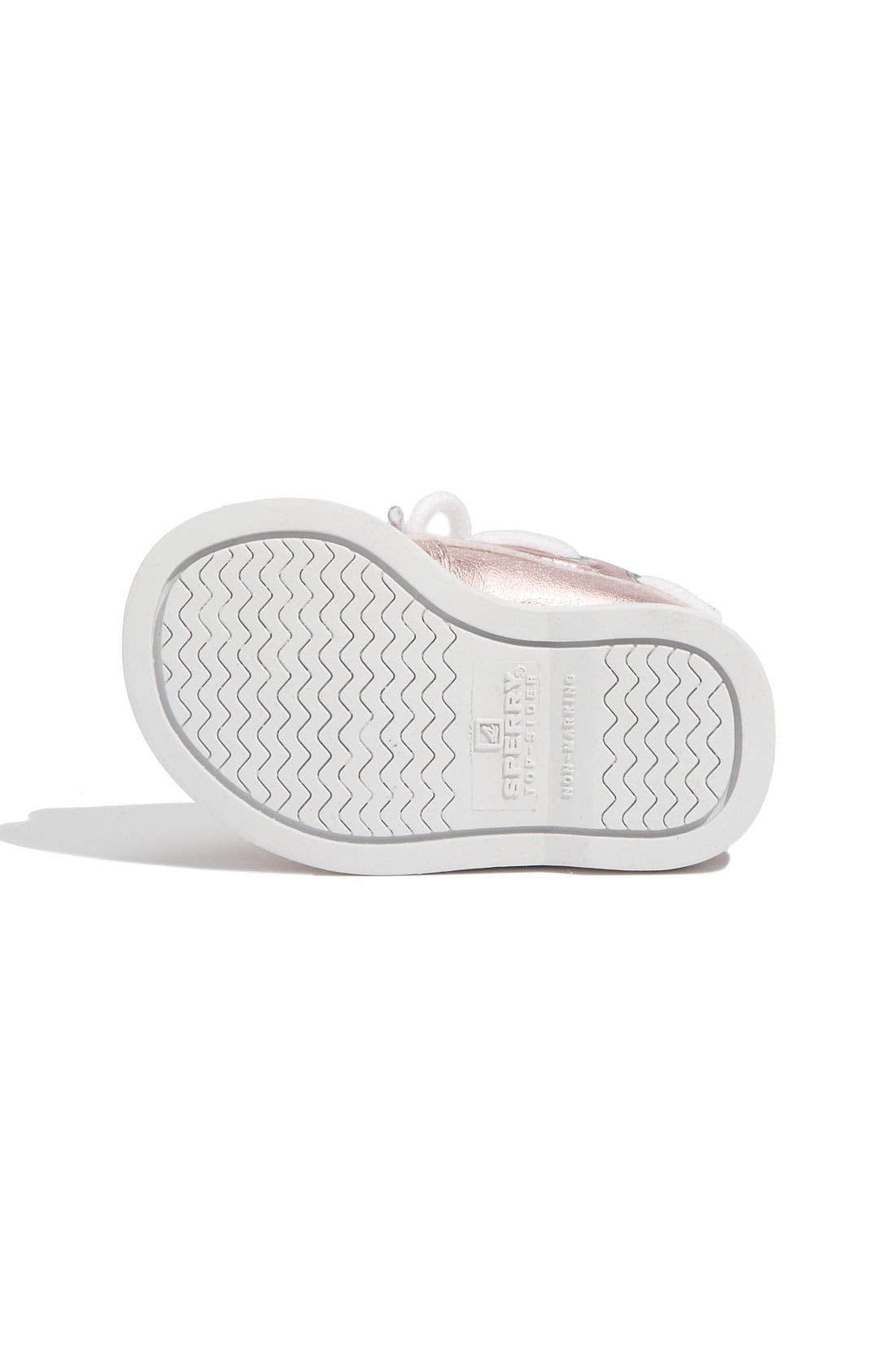 Alternate Image 4  - Sperry Top-Sider® 'Authentic Original' Crib Shoe (Baby)