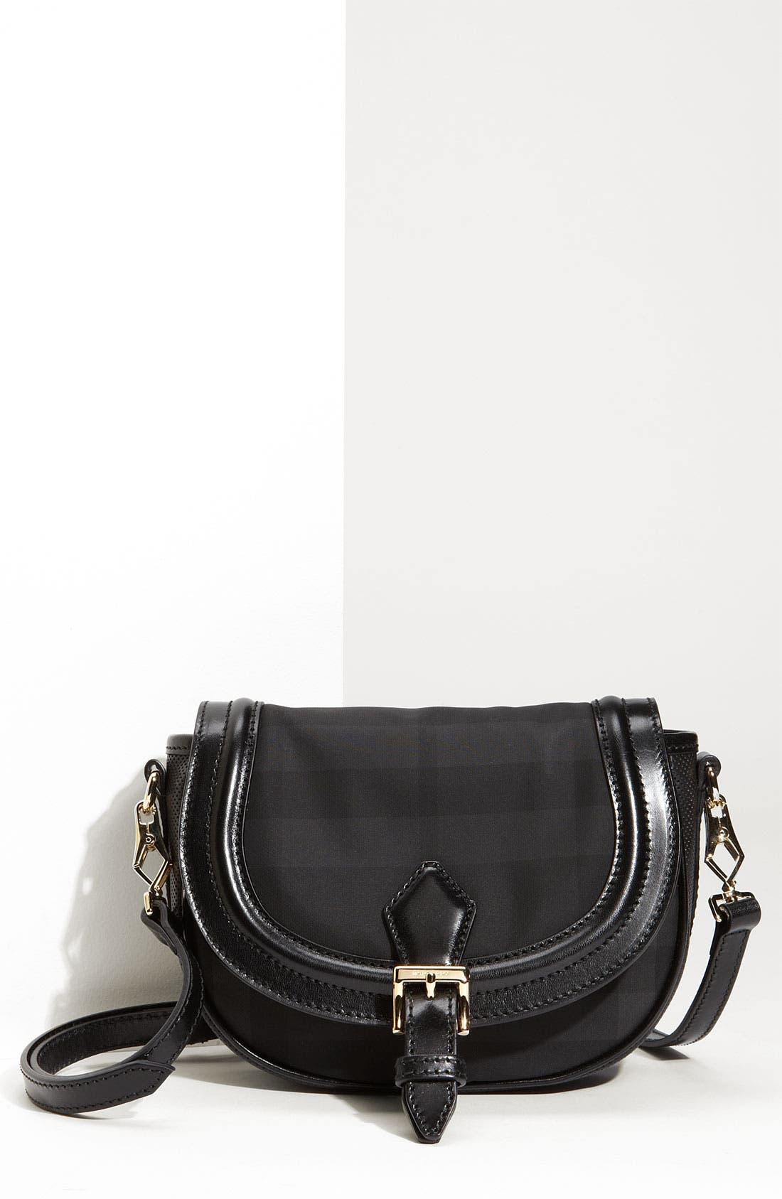 Main Image - Burberry Mini Crossbody Bag