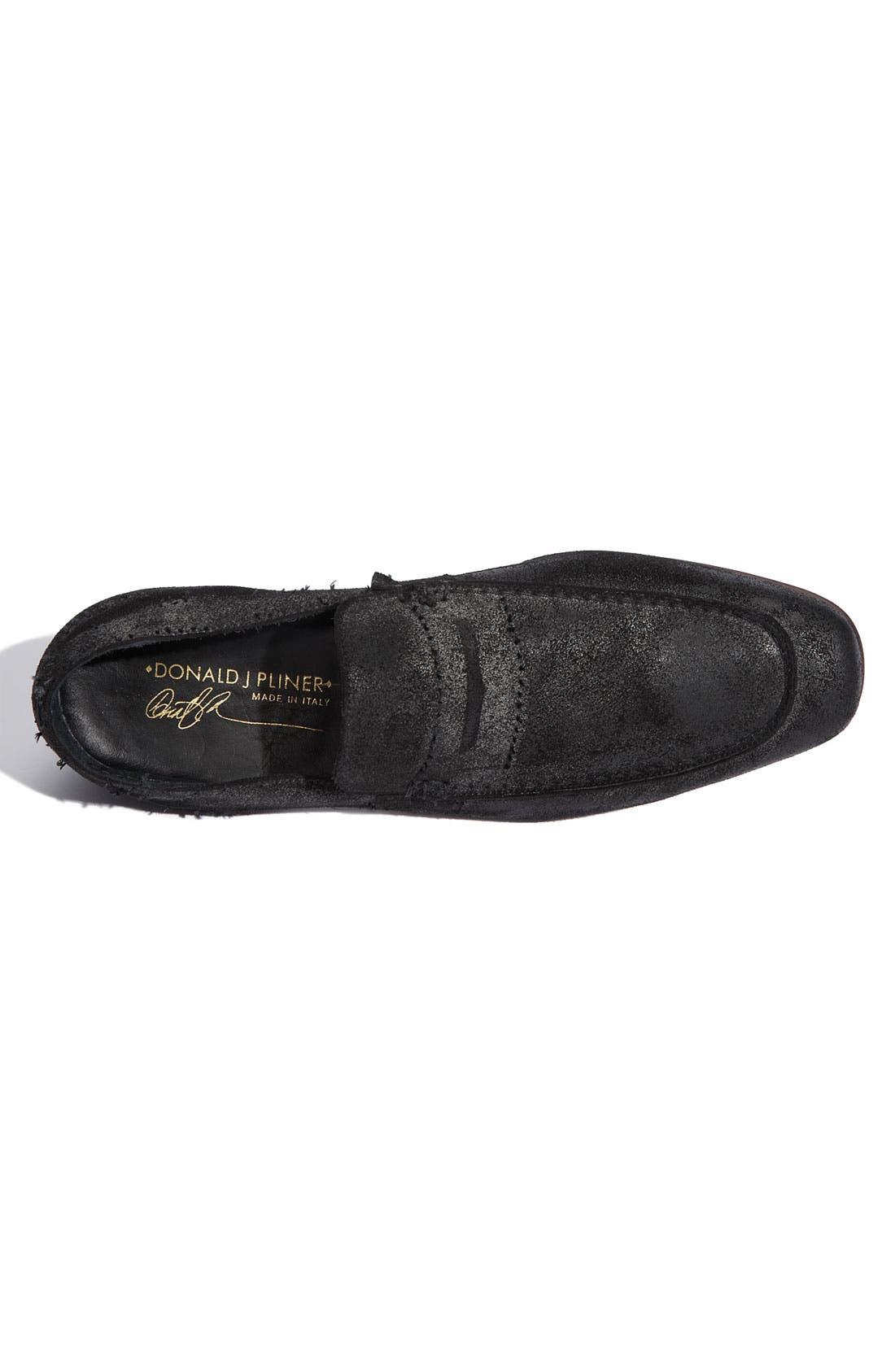 Alternate Image 3  - Donald J Pliner 'Virge' Leather Loafer
