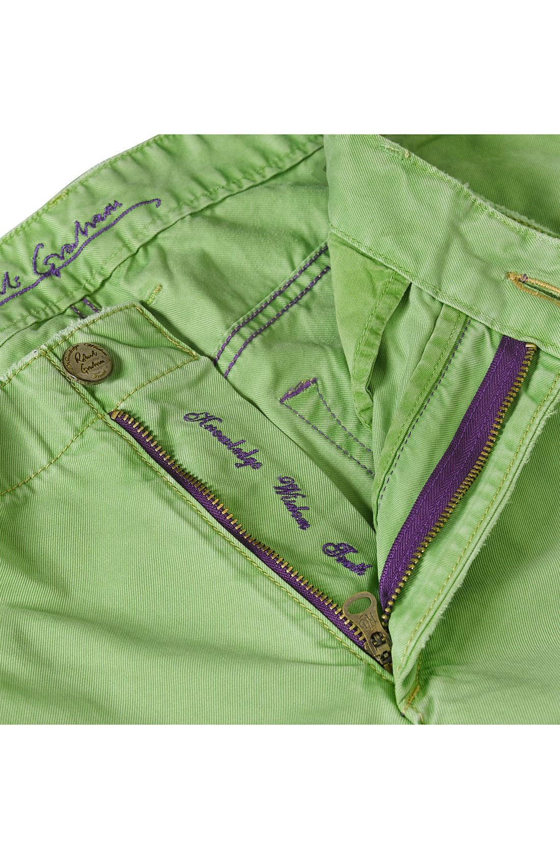 Alternate Image 4  - Robert Graham Jeans 'Yates' Classic Fit Pants
